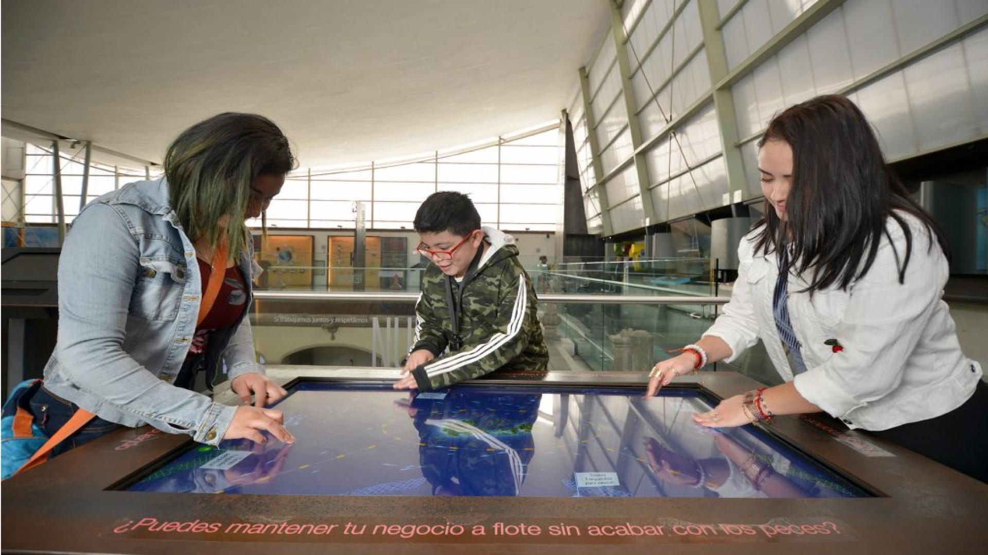 El Museo Interactivo es un lugar para aprender de economía (Foto: cortesía)