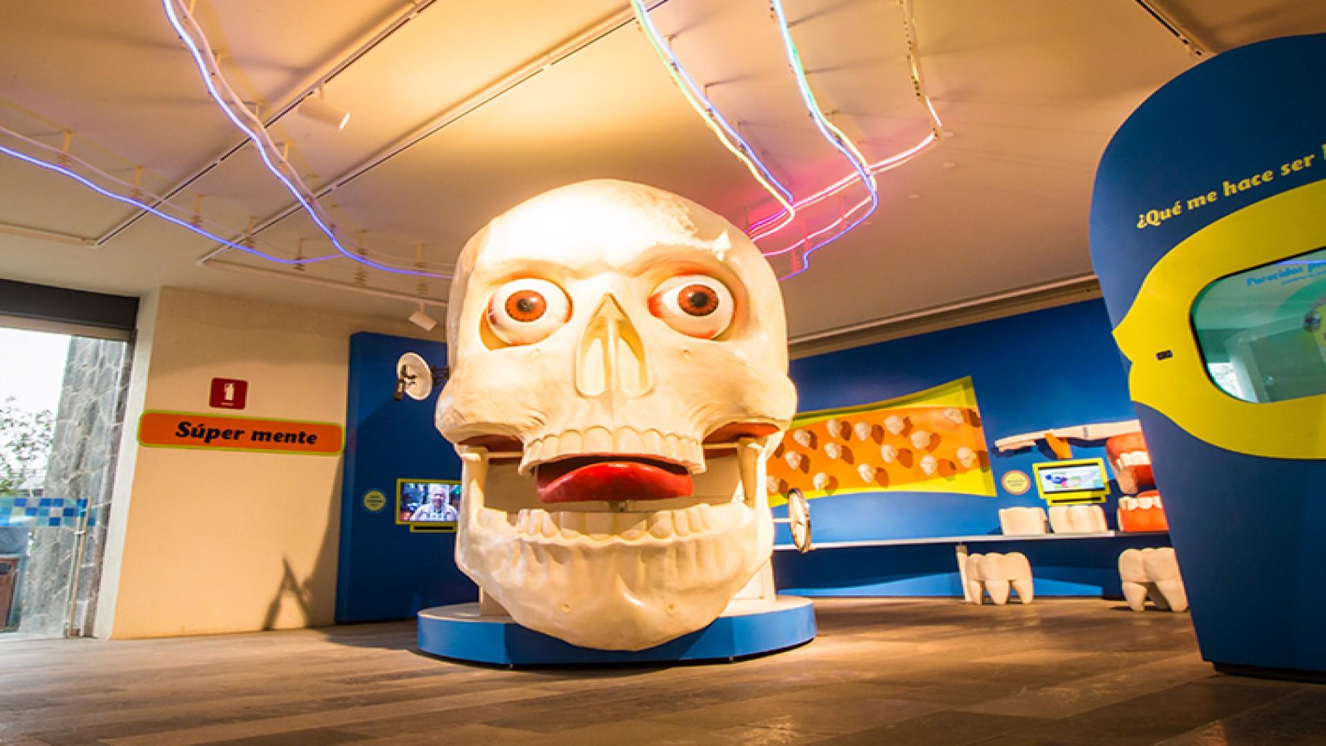 Papalote Museo del Niño está en la segunda sección del Bosque de Chapultepec (Foto: cortesía)