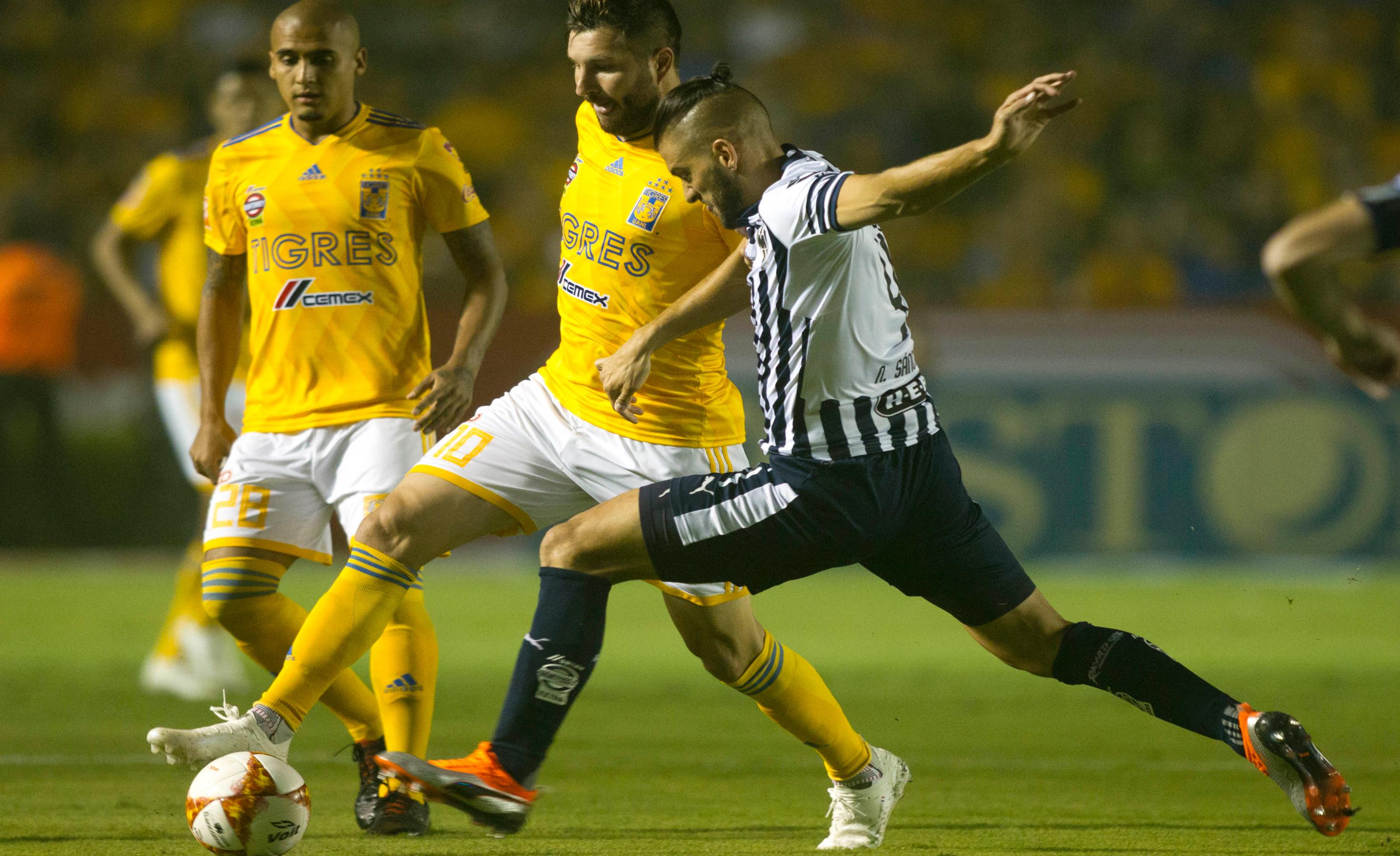 El partido de ida entre Tigres y Rayados de Monterrey se jugará este miércoles (Foto: Cuartoscuro)
