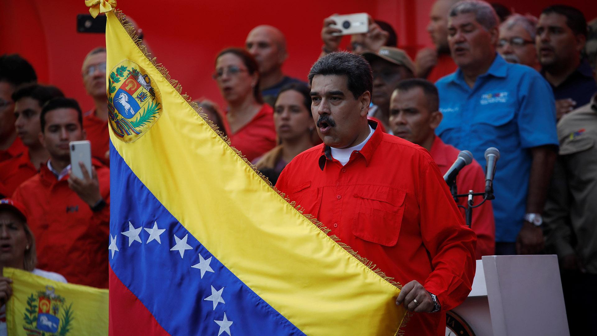 Maduro prometió cárcel para los responsables de la Operación Libertad(REUTERS/Fausto Torrealba)