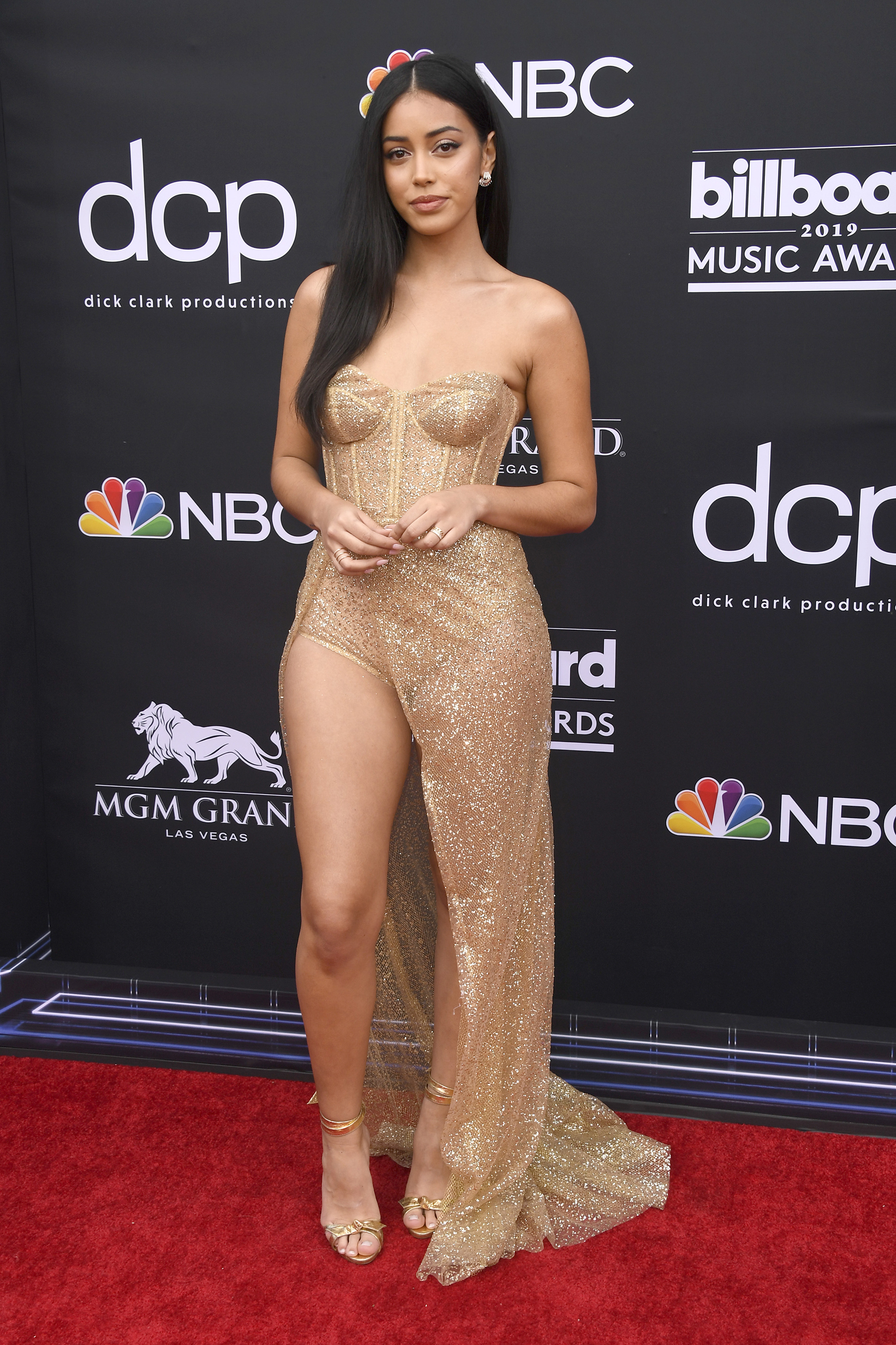 Cindy Kimberly (Frazer Harrison/Getty Images/AFP)