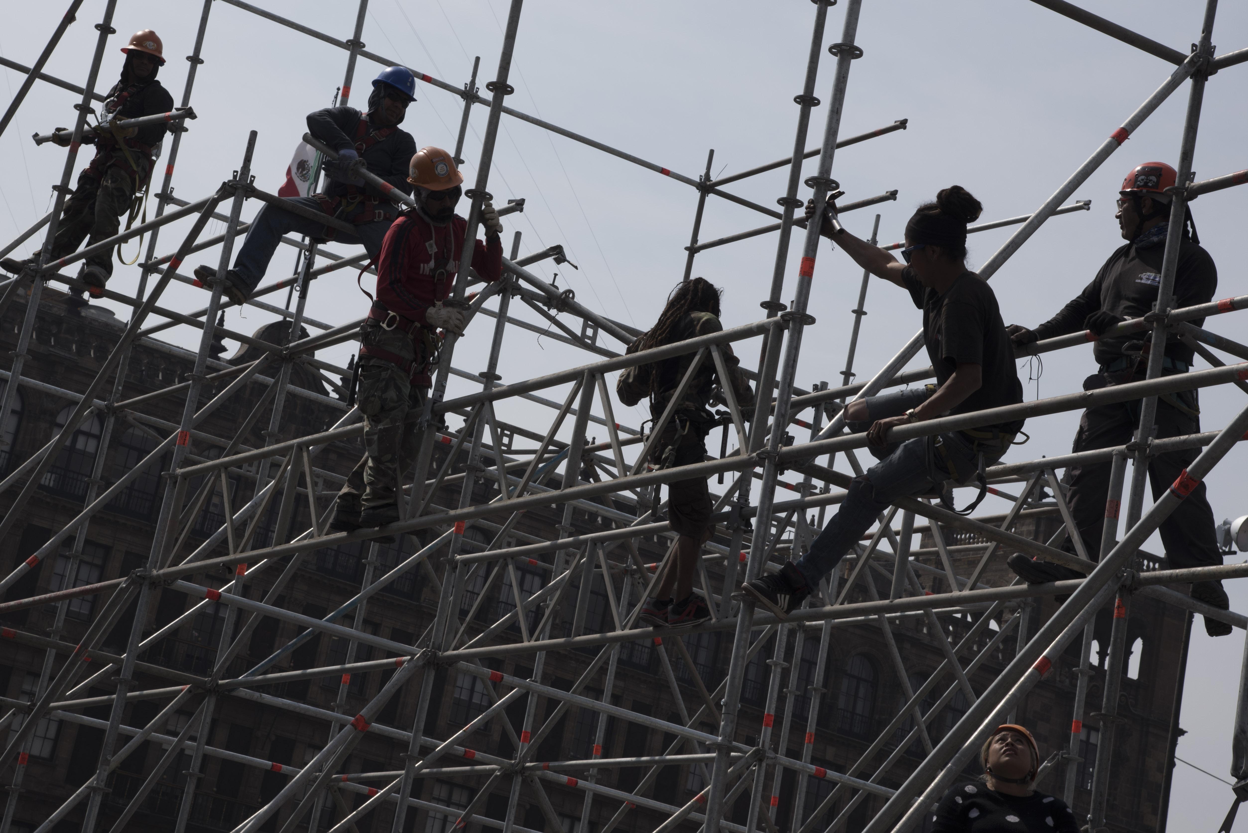 Una imagen cotidiana en la Ciudad de México (Foto: Archivo)