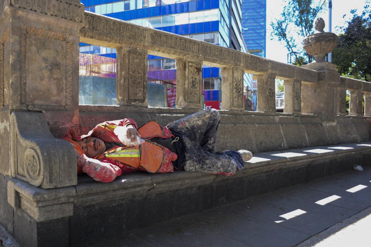 Ser albañil en México, una labor dura y mal retribuida (Foto: Archivo)