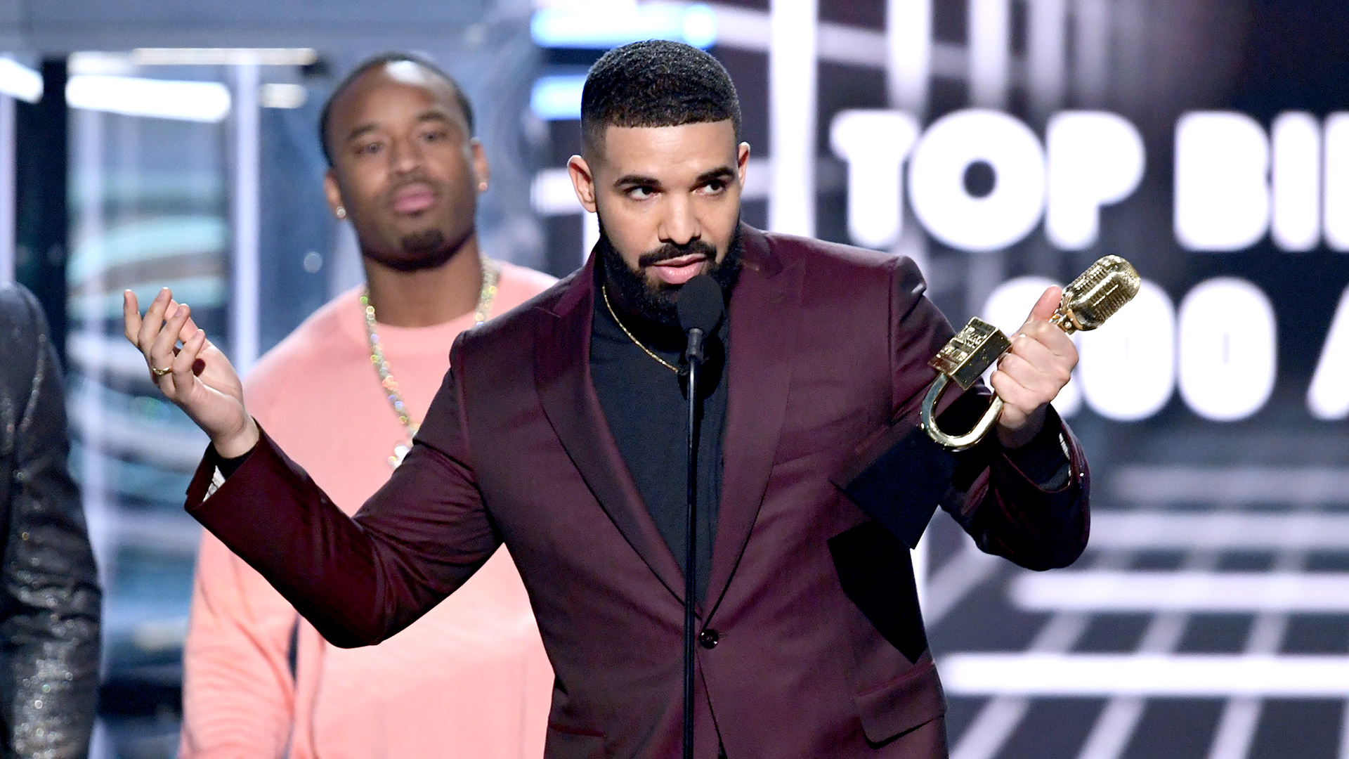 Drake (Kevin Winter/Getty Images for dcp/AFP)