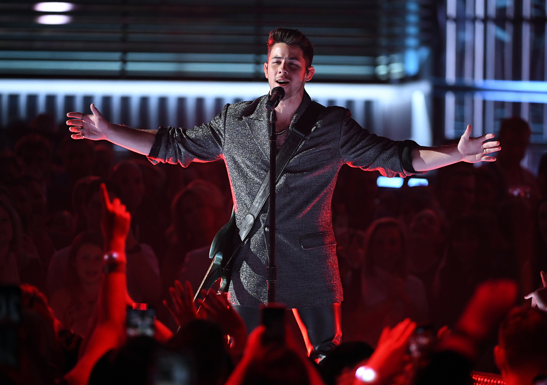 Nick Jonas (Kevin Winter/Getty Images for dcp/AFP)