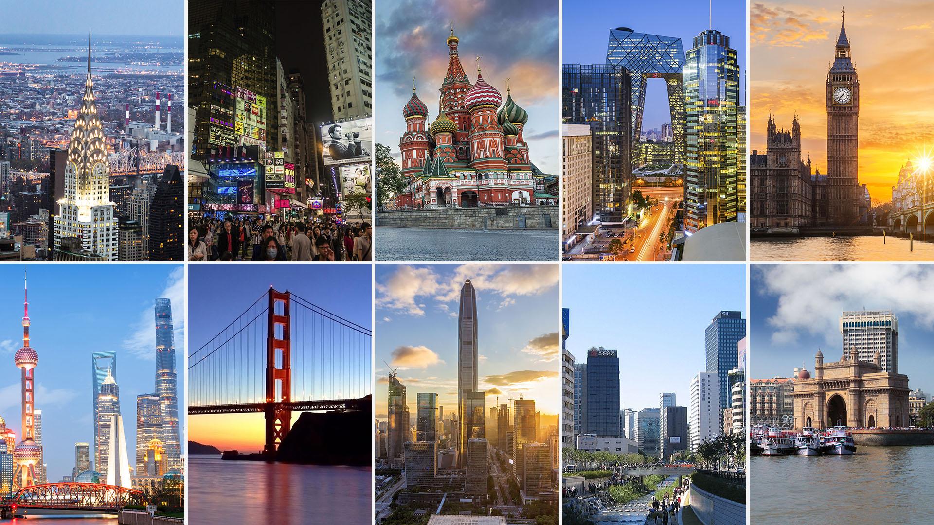 Las diez ciudades en las que viven más multimillonarios