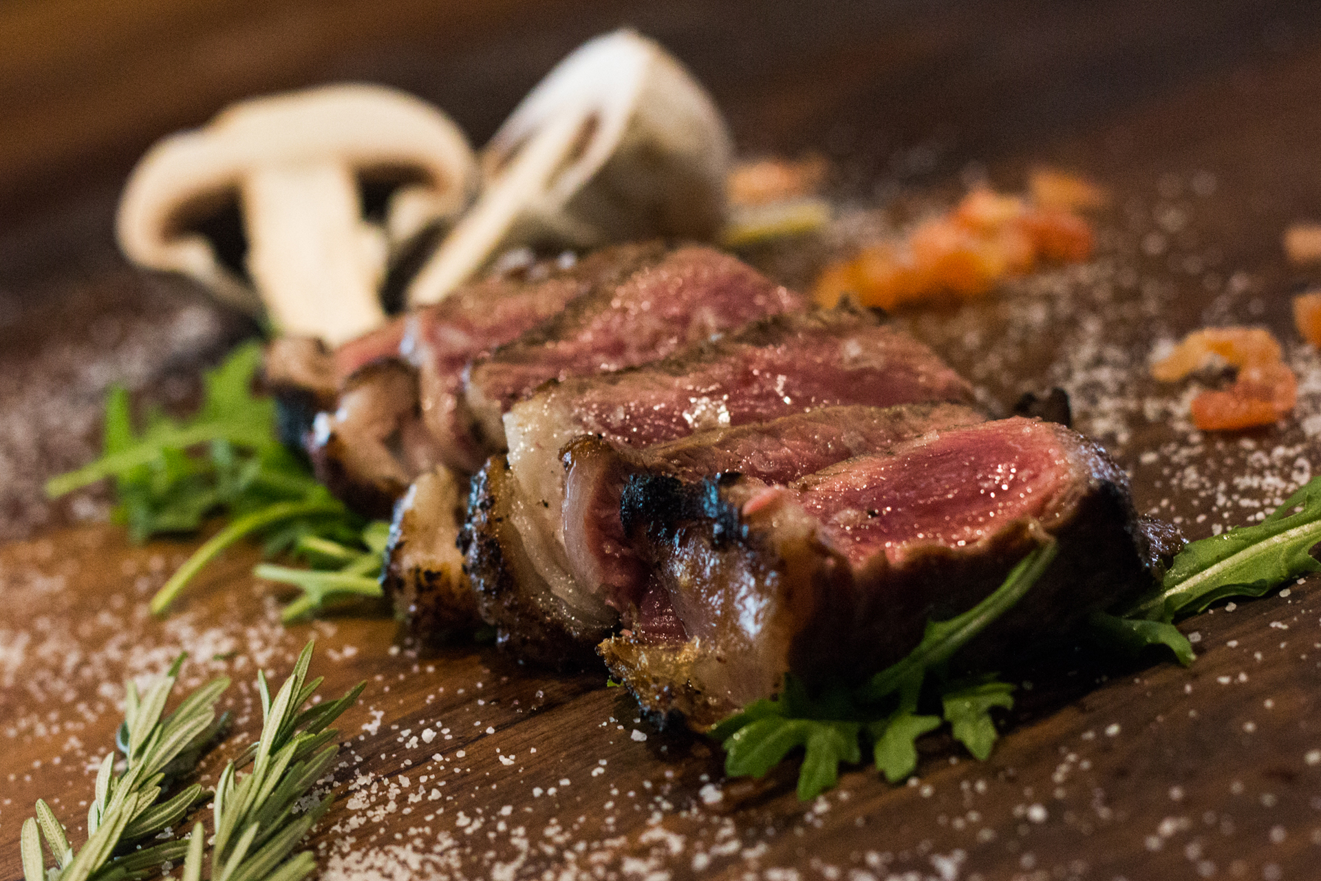 Cortes de carne, todo el menú en Campobravo es apto para celíacos