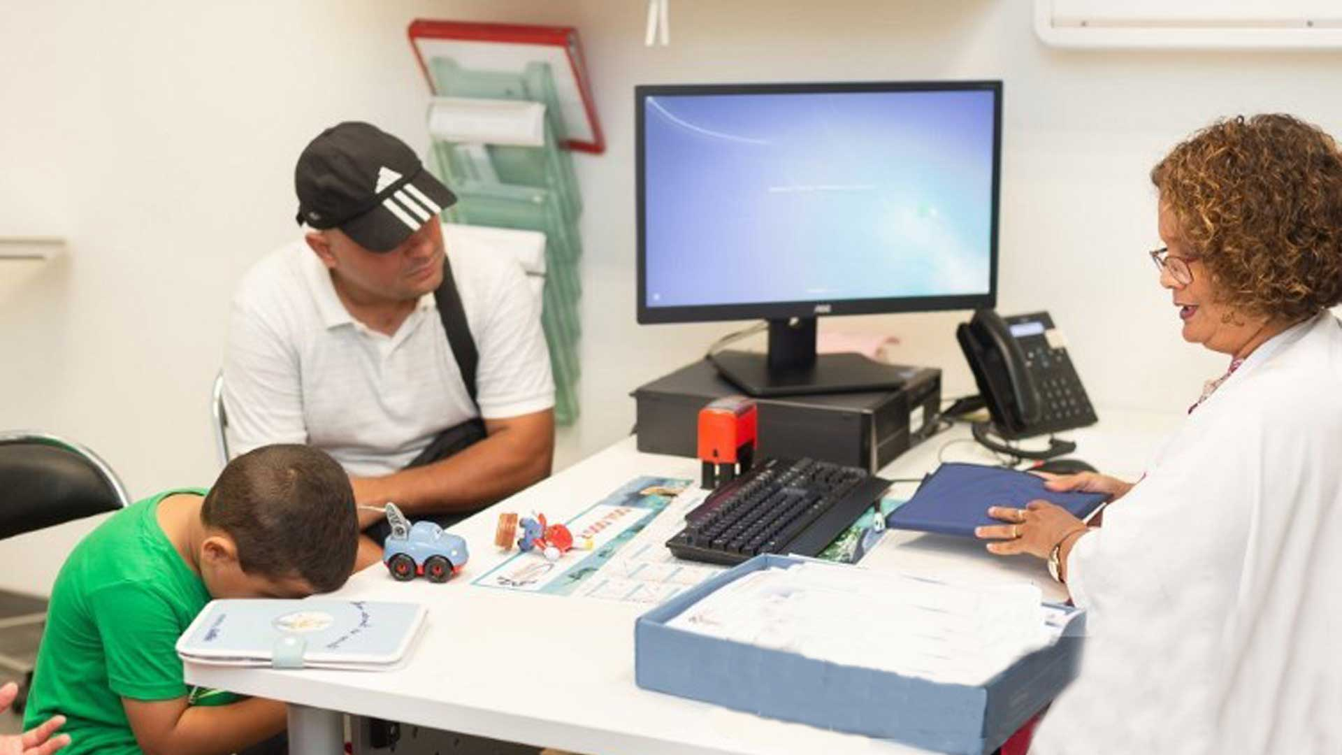 Existe una mayor cantidad de evaluaciones realizadas por pediatras y otros proveedores de cuidaos primarios , que hizo crecer la concientización sobre esta condición neurológica tanto en los profesionales como en los padres Foto: Archivo DEF.