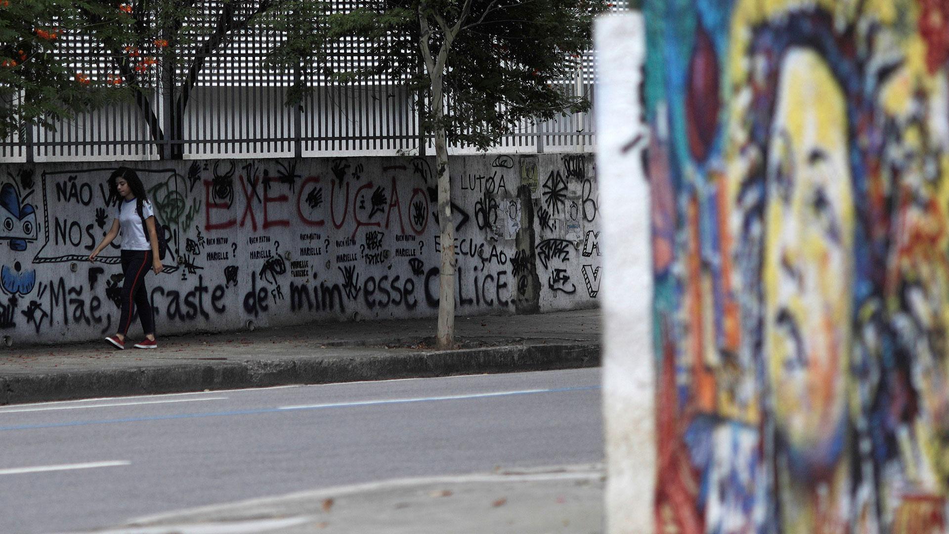 Violencia en Río de Janeiro (Reuters)