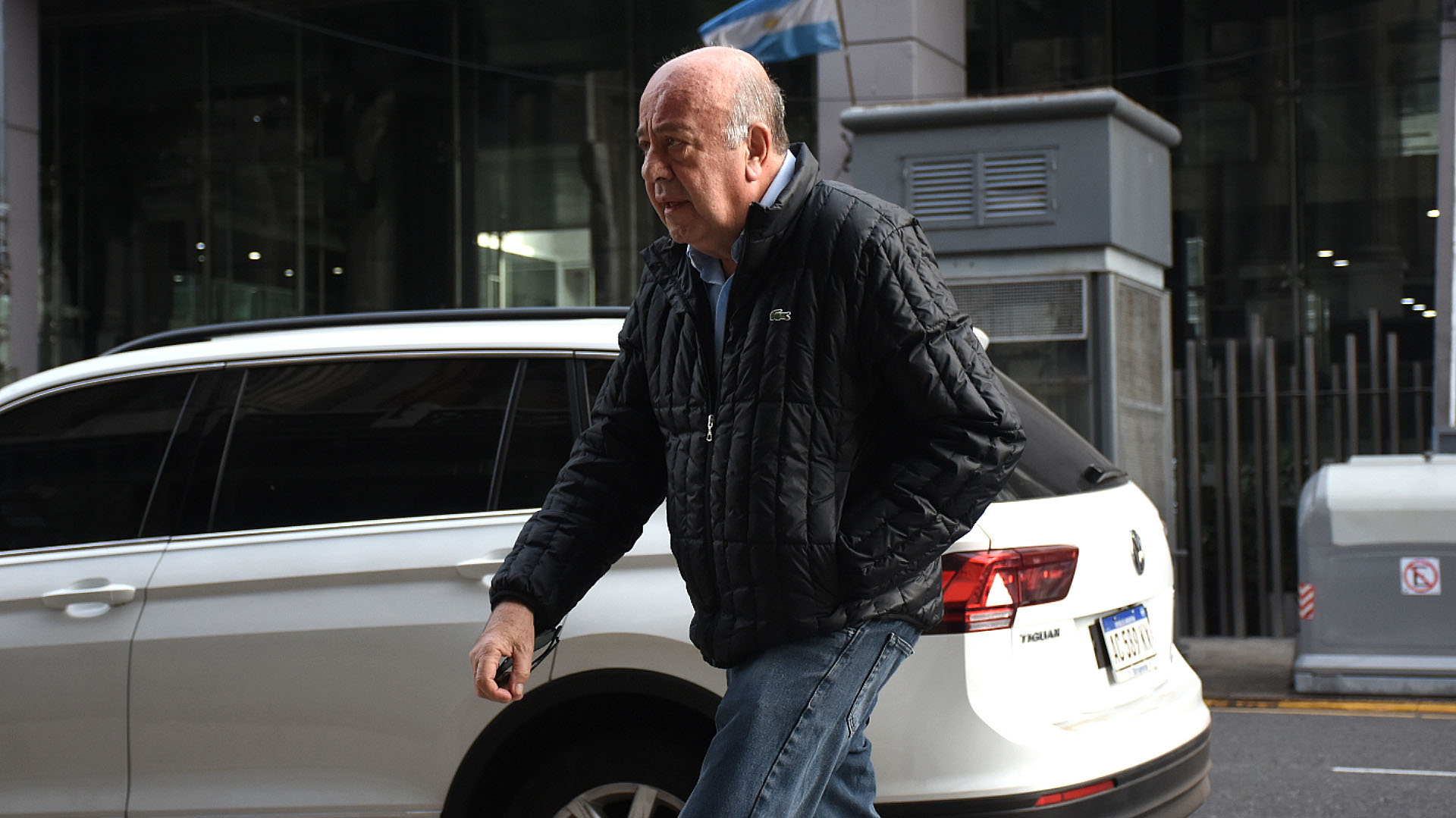 Osvaldo Mércuri, ex presidente de la Cámara de Diputados de la provincia de Buenos Aires