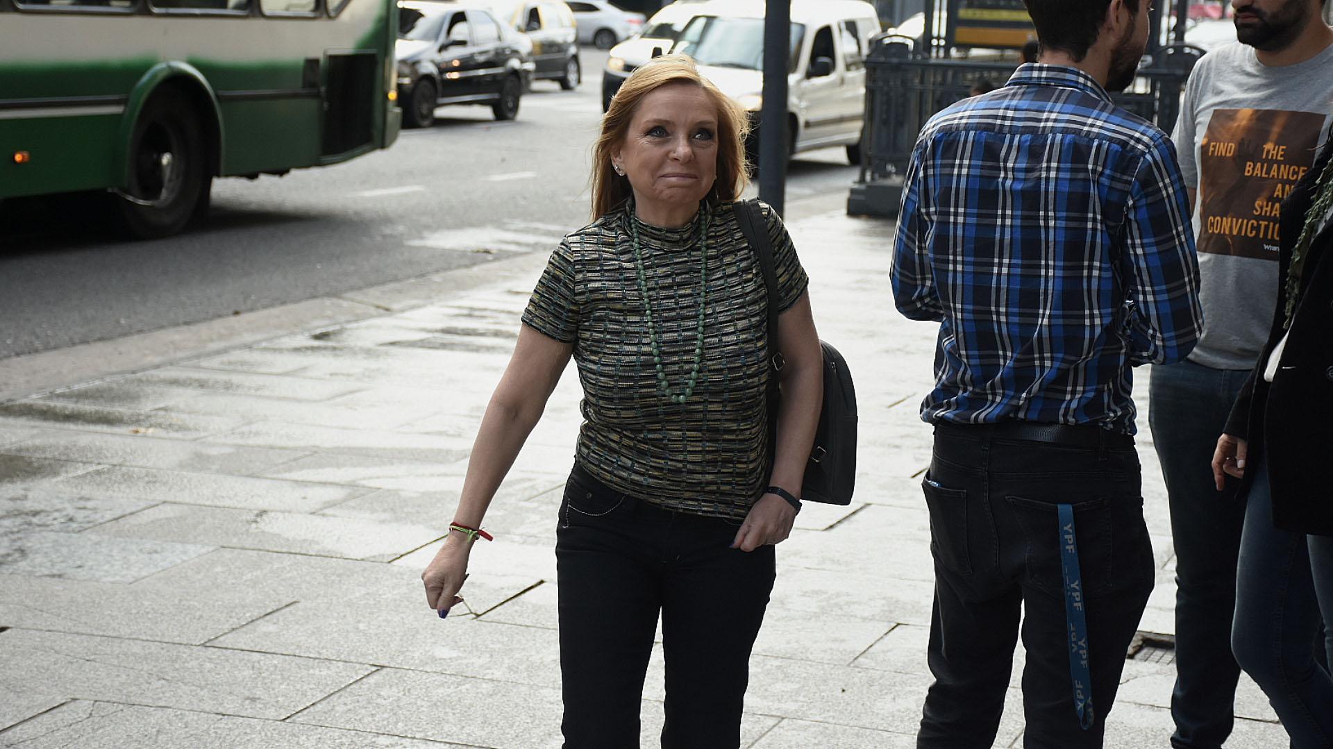 La abogada y activista feminista, María José Lubertino.
