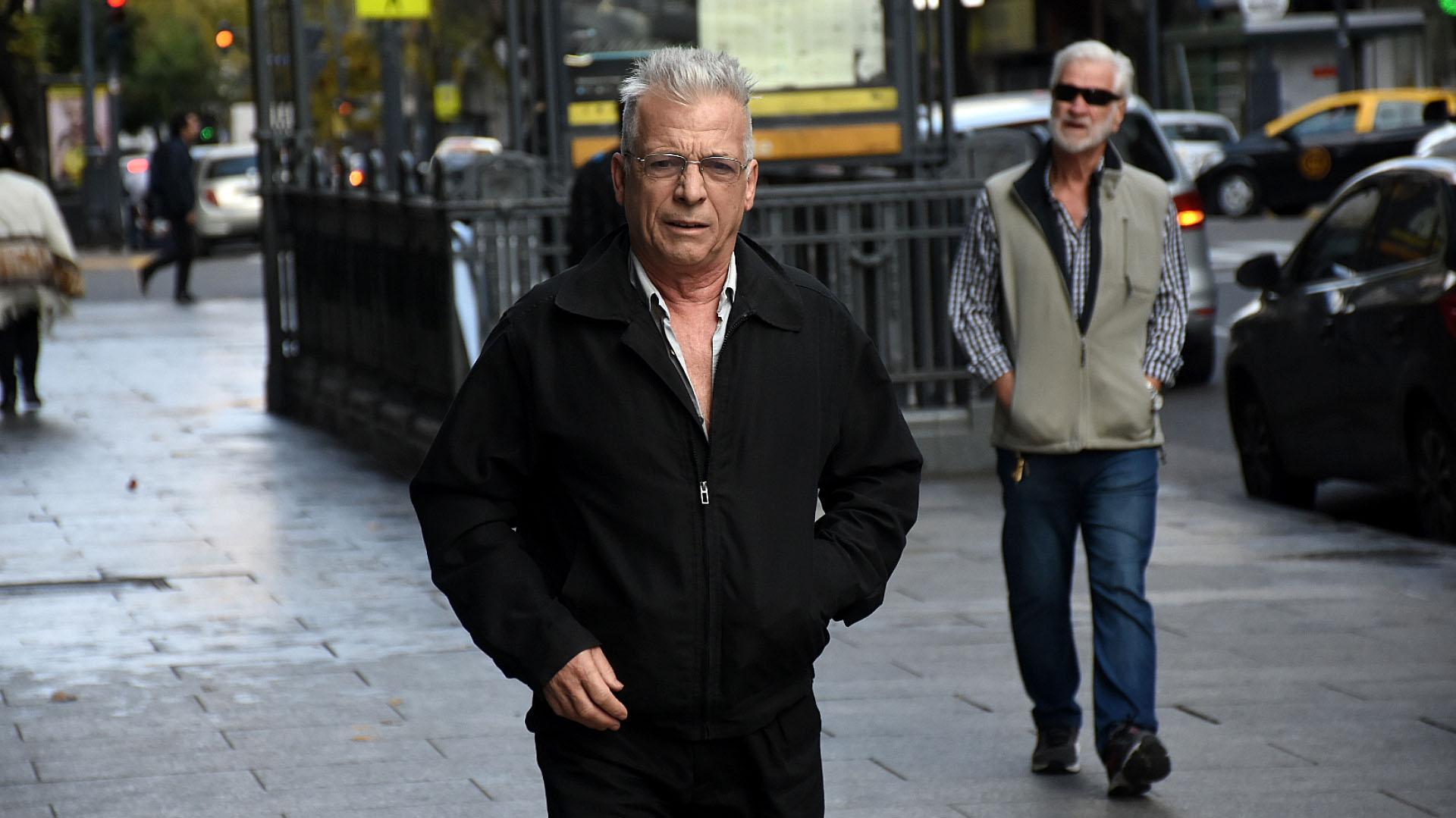 El actor Gerardo Romano.