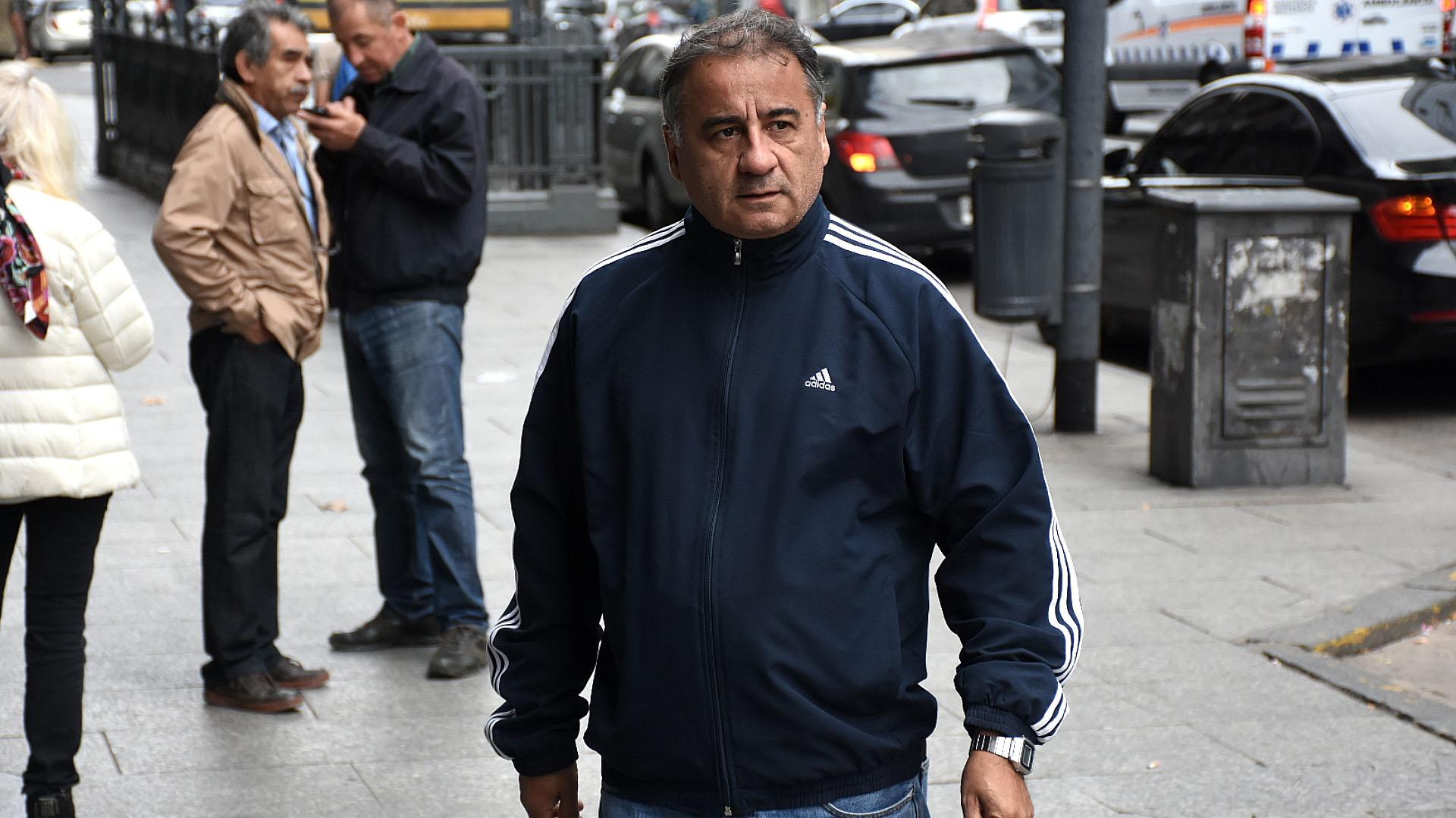 El concejal de Lanús por Unidad Ciudadana, Edgardo Depetri.