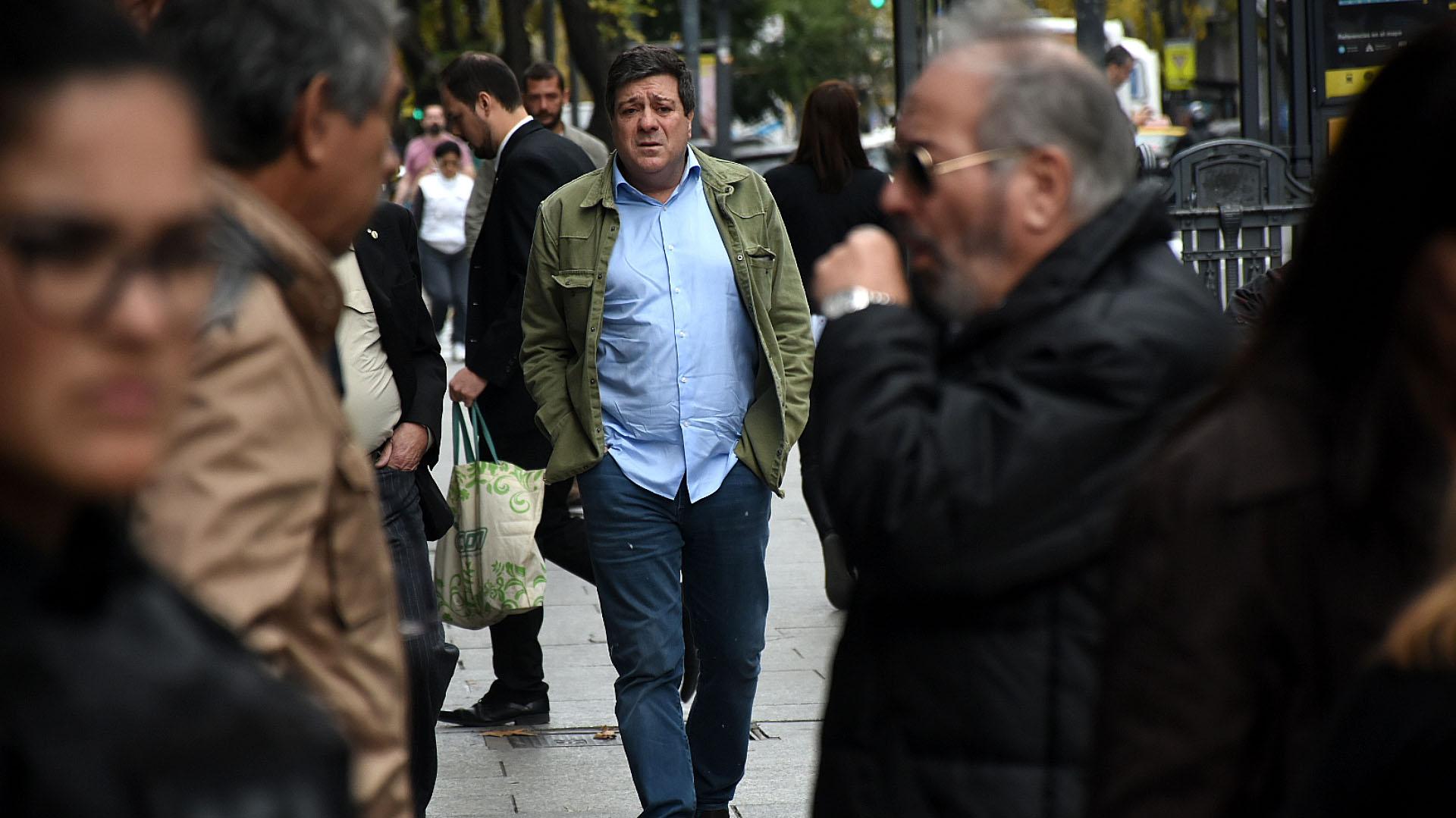El exvicegobernador de la provincia de Buenos Aires, Gabriel Mariotto.