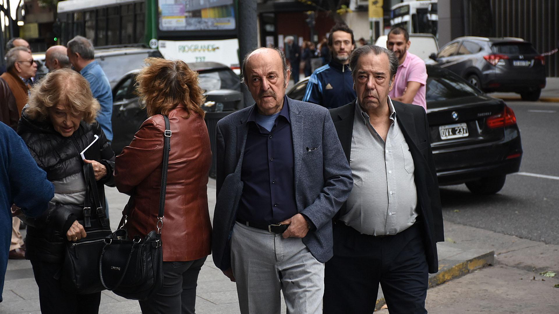 El ex diputado peronista y secretario de Cultura Julio Bárbaro.