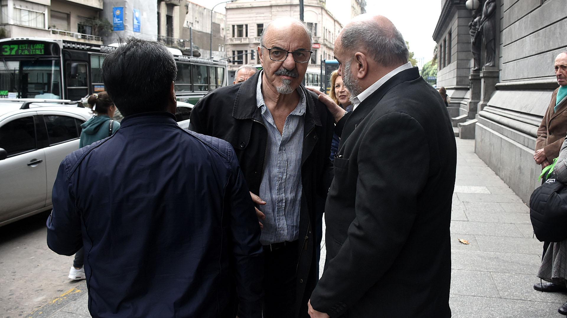 El ex ministro de Trabajo de la Nación, Carlos Tomada.
