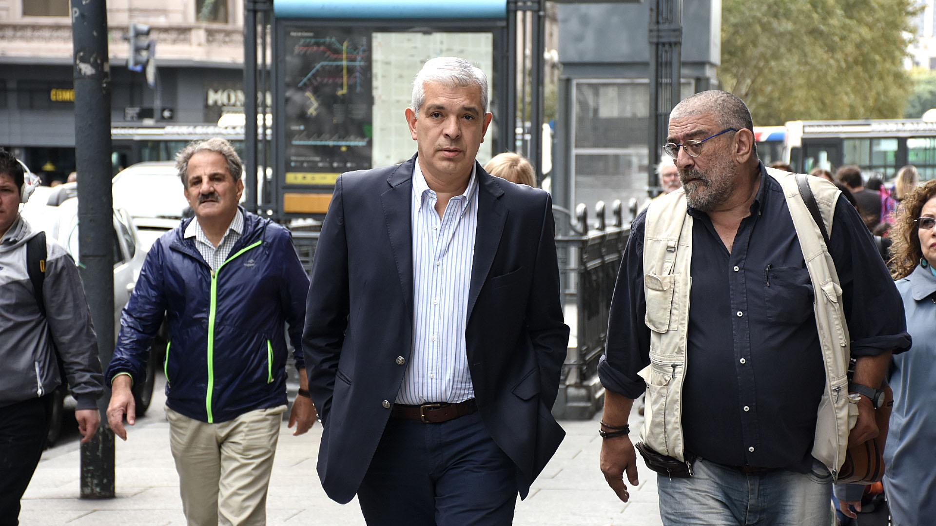 El ex presidente de la Cámara de Diputados y ex ministro de Agricultura, Julián Domínguez.