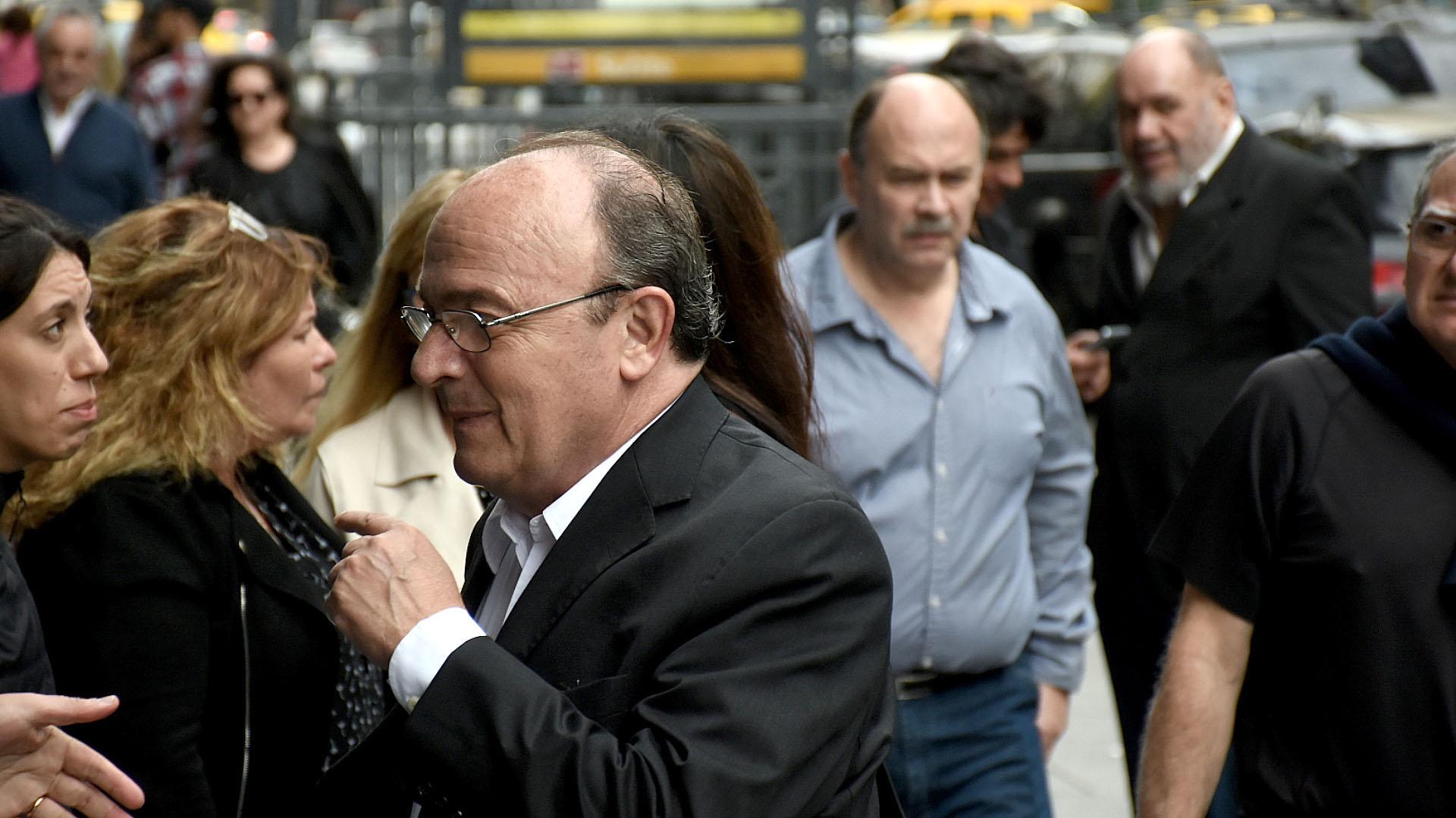 El diputado de Unidad Ciudadana y dirigente radical, Leopoldo Moreau.