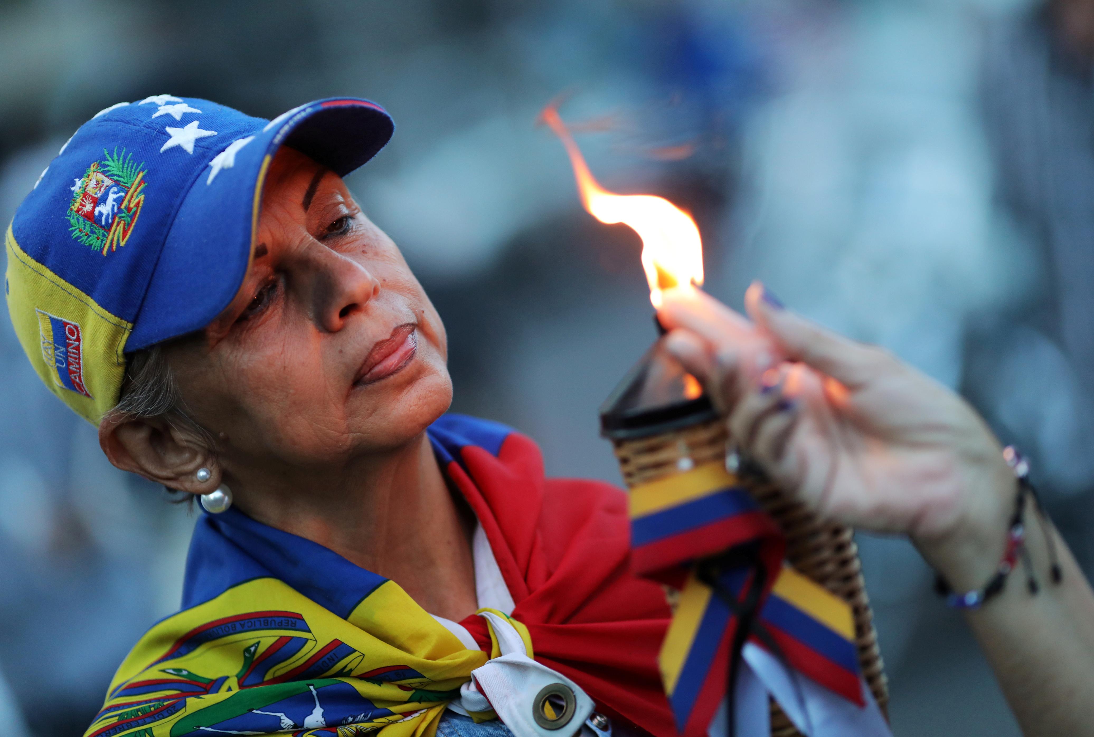 (Reuters/ Manaure Quintero)