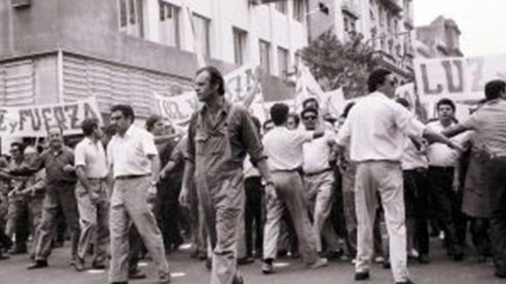 Las protestas del Rosariazo y el Cordobazo marcarían a fuego los años por venir