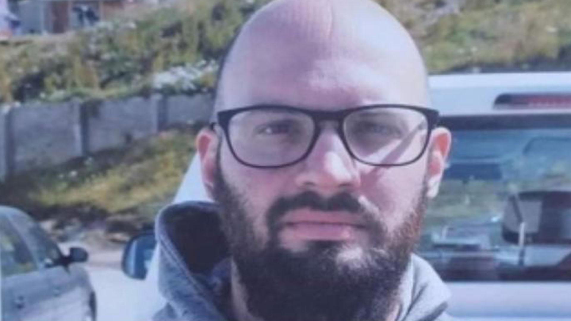 Daniel Duarte Luna tiene 28 años. Fue visto por última vez el martes 30 de abril. Su aspecto actual es similar al de esta imagen