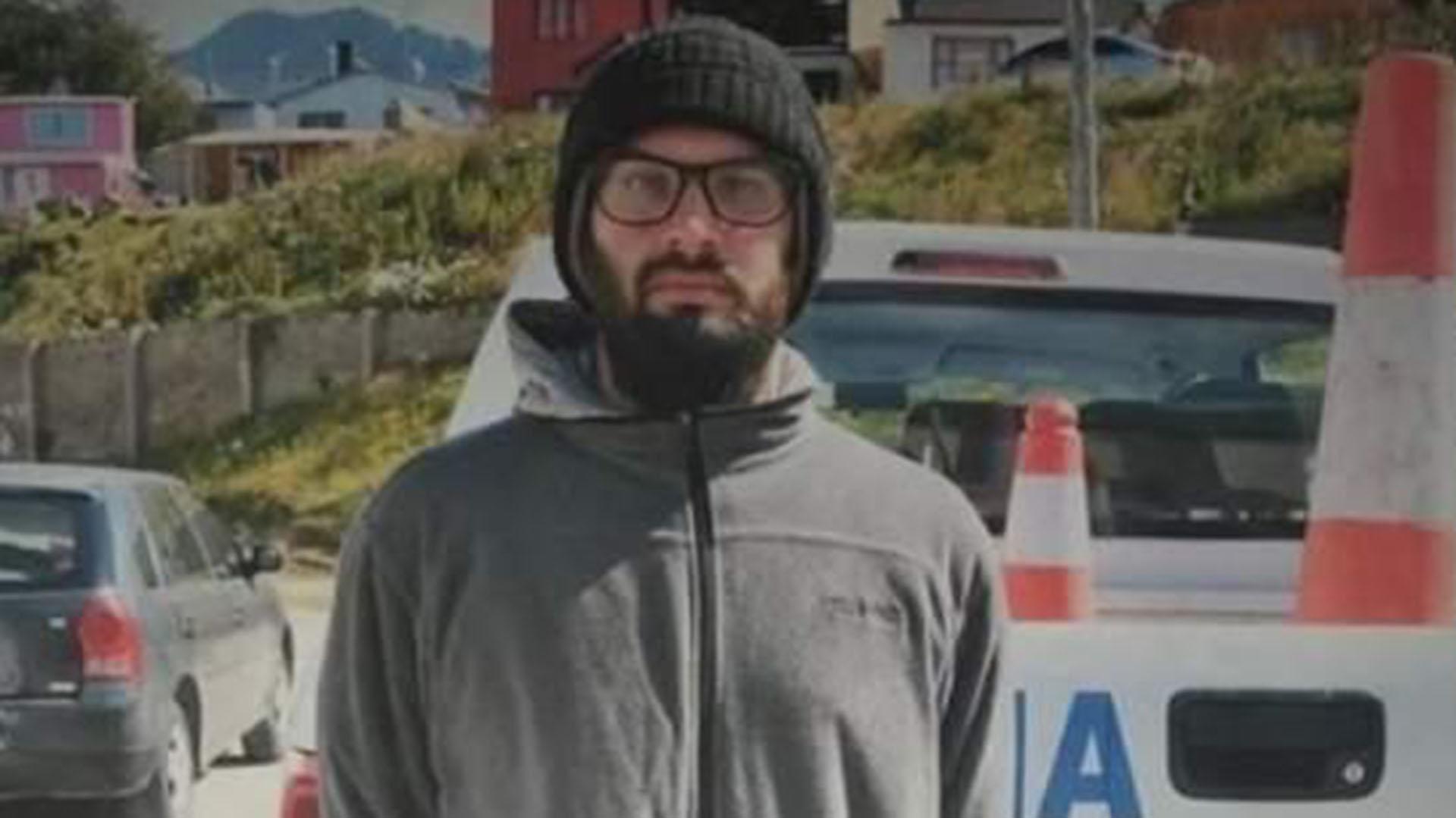 Nicolás Duarte residía en Tierra del Fuego desde inicios de año