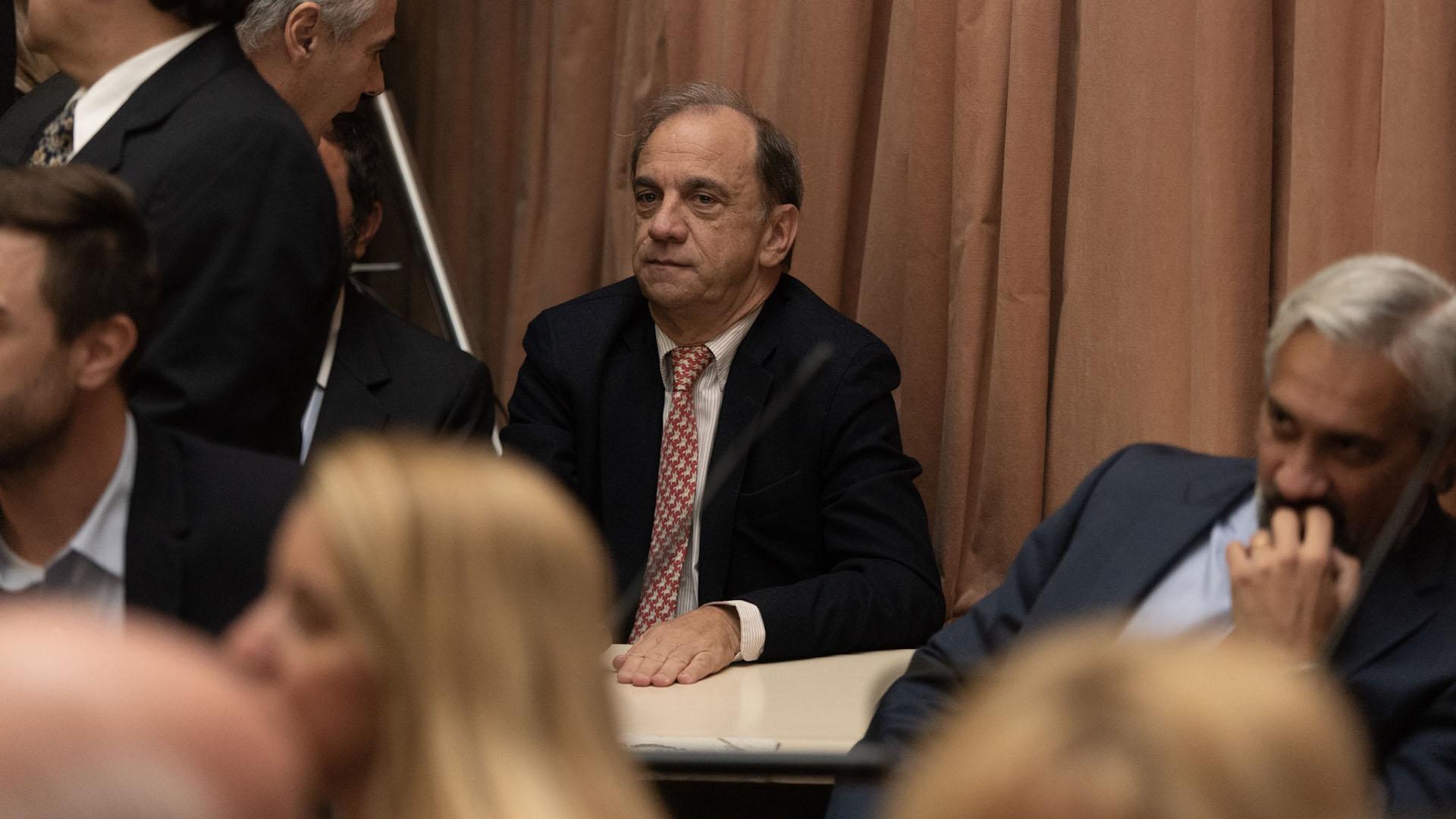 El fiscal general ante la Cámara de Casación Penal, Raúl Pleé.