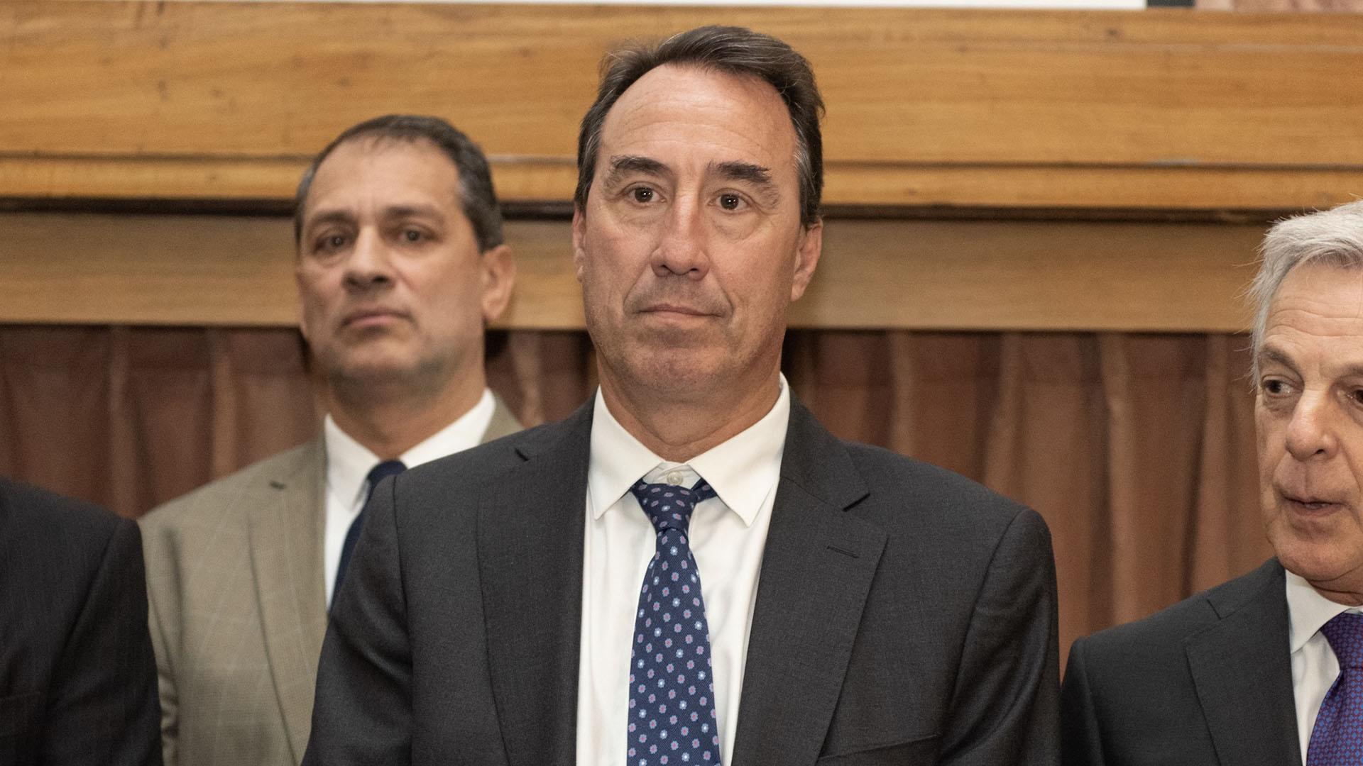 El camarista federal Mariano Llorens