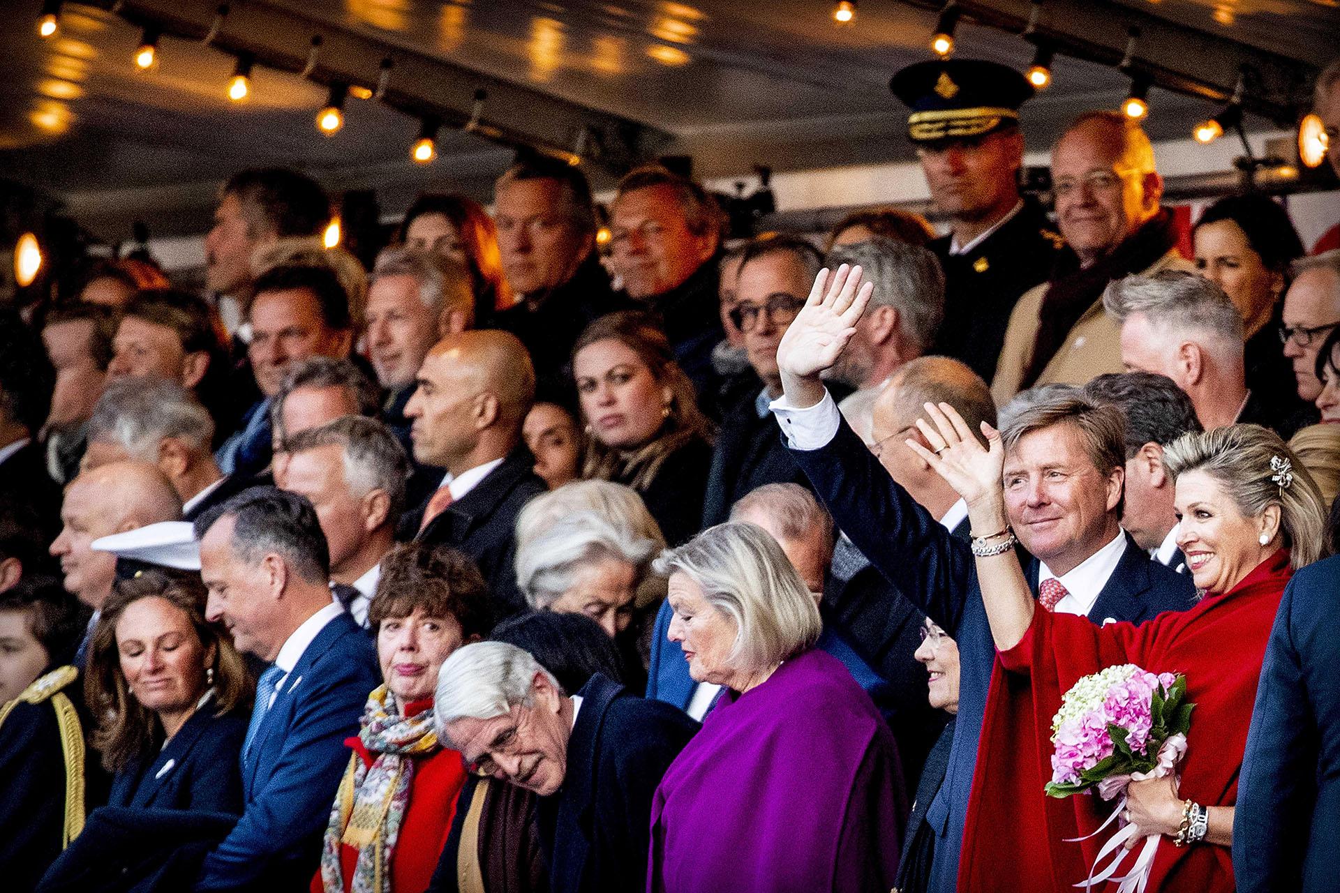 La familia real se prepara para un nuevo festejo, ya que el próximo 17 de mayo Máxima cumplirá 48 años /// Fotos: EFE – AFP – Shutterstock