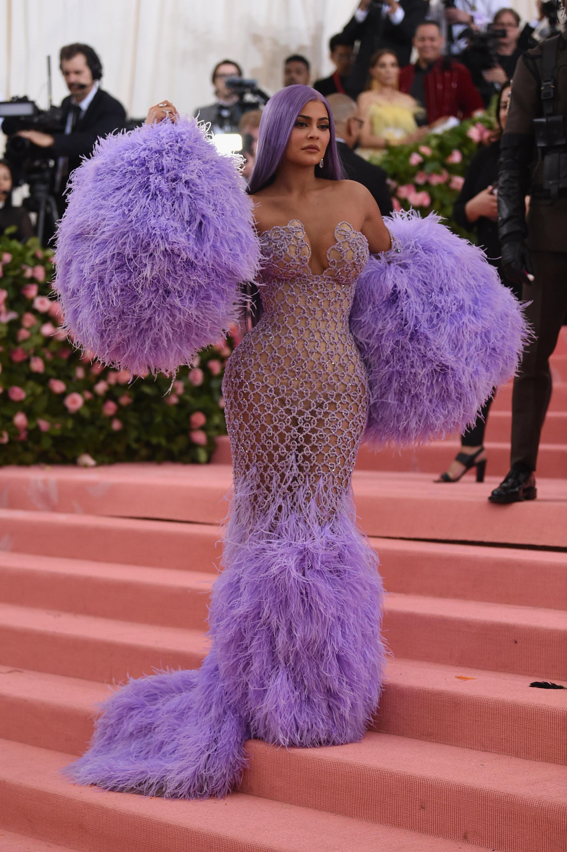 Kylie Jennerby Versace.