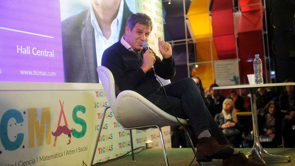 Manes resaltó las claves para tener una educación de calidad (Dino Calvo)