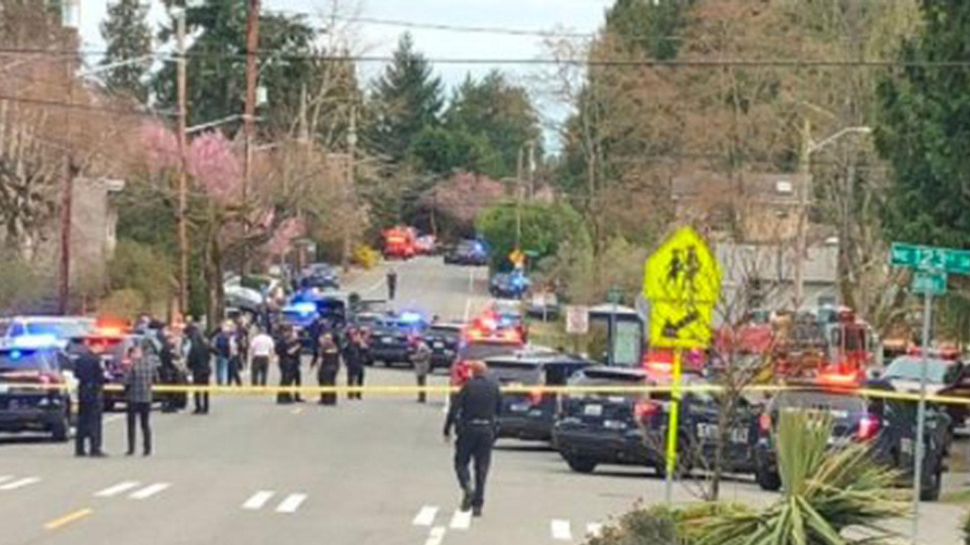 Los autores del ataque eran alumnos de la escuela STEM de la ciudad de Highlands Ranch