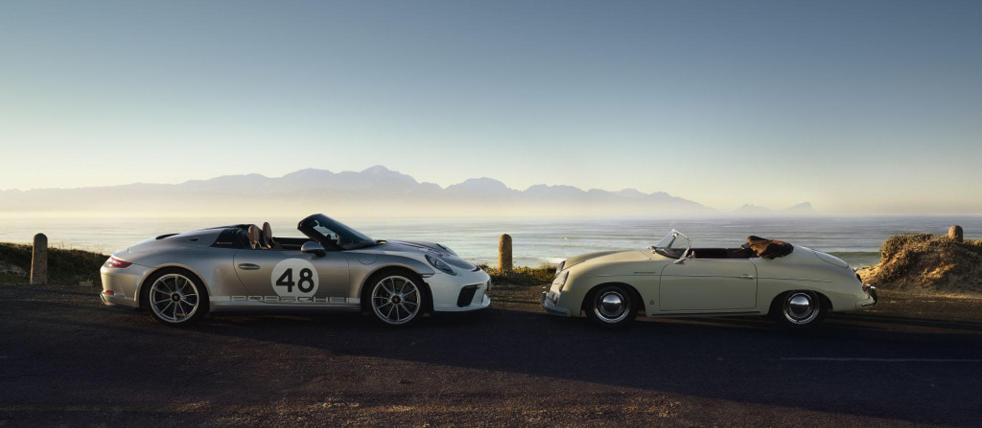 El nuevo 911 Speedster tiene un precio de 308.743 euros