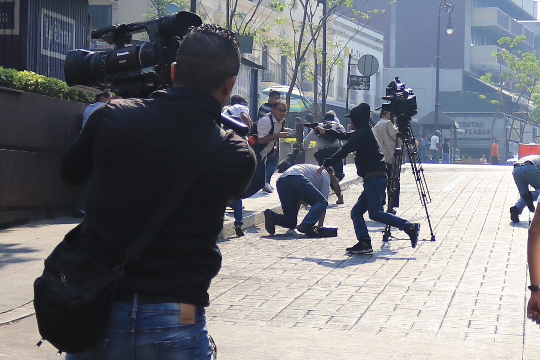 Después del ataque, autoridades confirmaron la muerte de Jesús García Rodríguez y posteriormente la de Roberto Castrejón (Foto: Cuartoscuro)