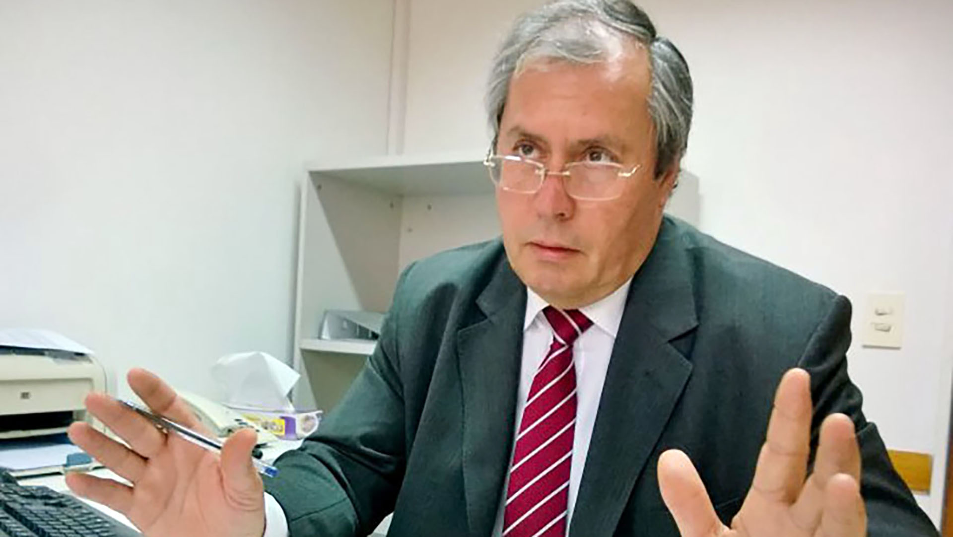 Héctor Olivares (Télam)