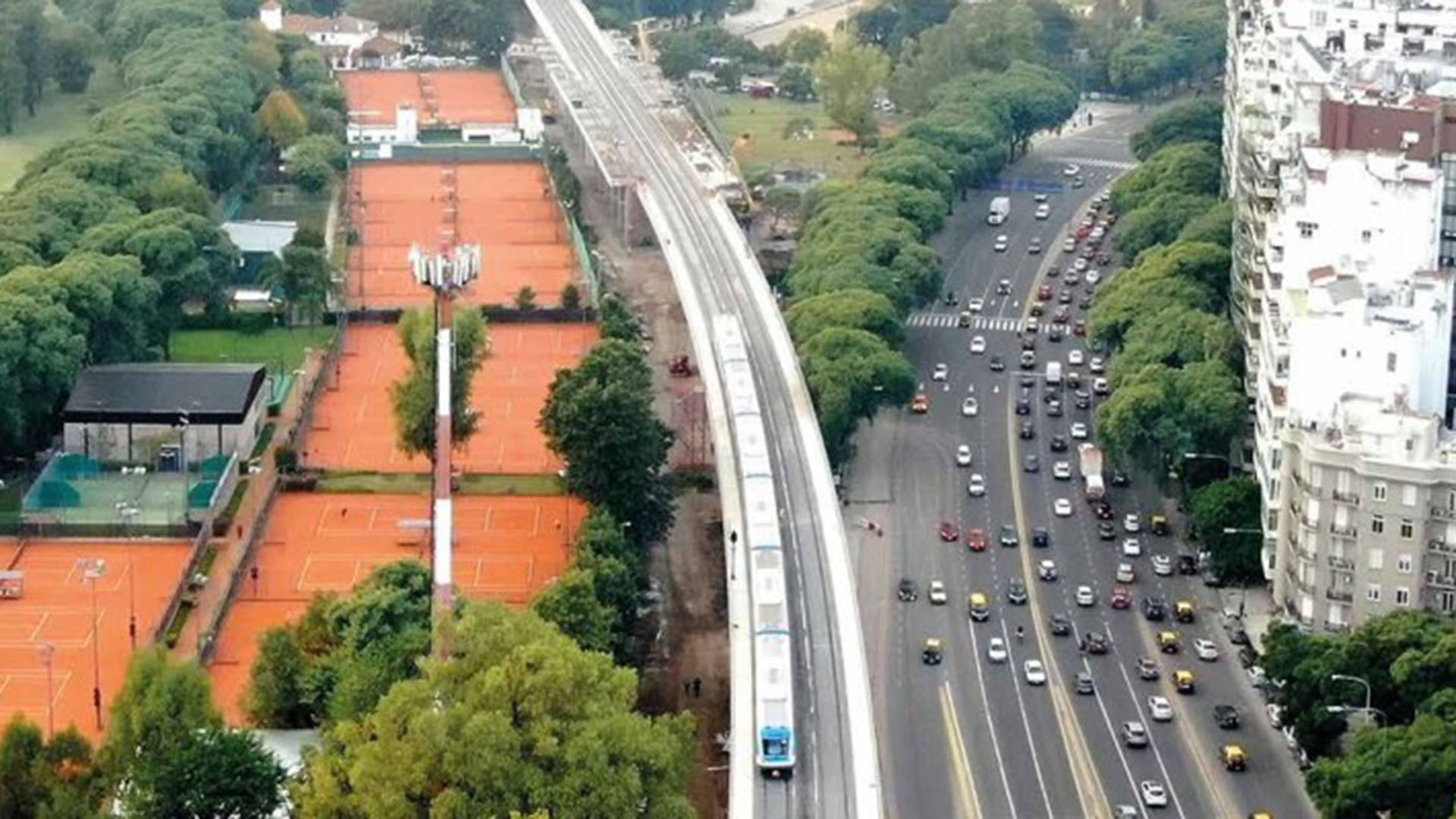 Resultado de imagen para inauguración del Viaducto Mitre