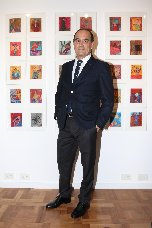 El abogado Carlos Ruiz Lapuente