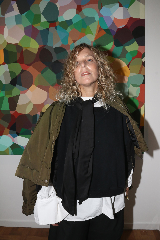 La diseñadora Jessica Trosman