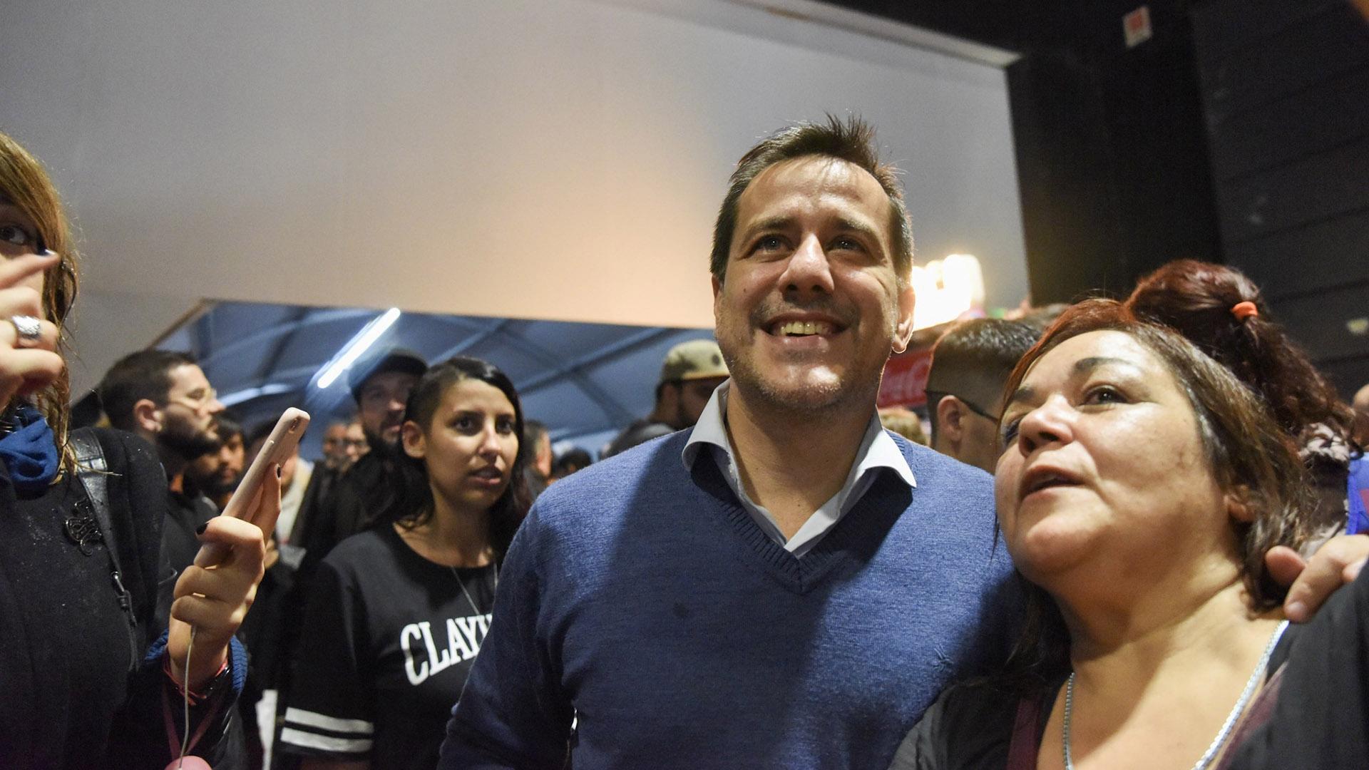 El ex presidente de Aerolíneas Argentinas Mariano Recalde