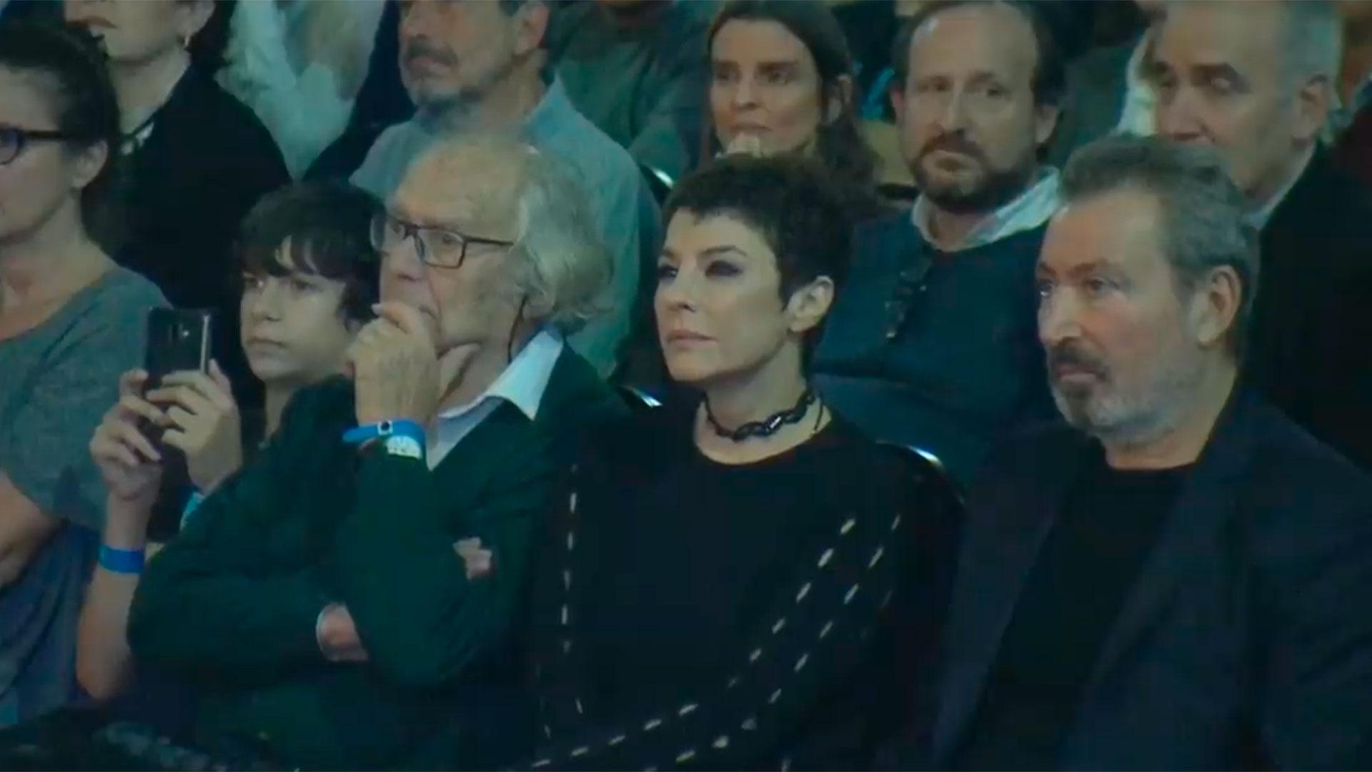 La actriz Carolina Papaleo y el empresario Daniel Vila