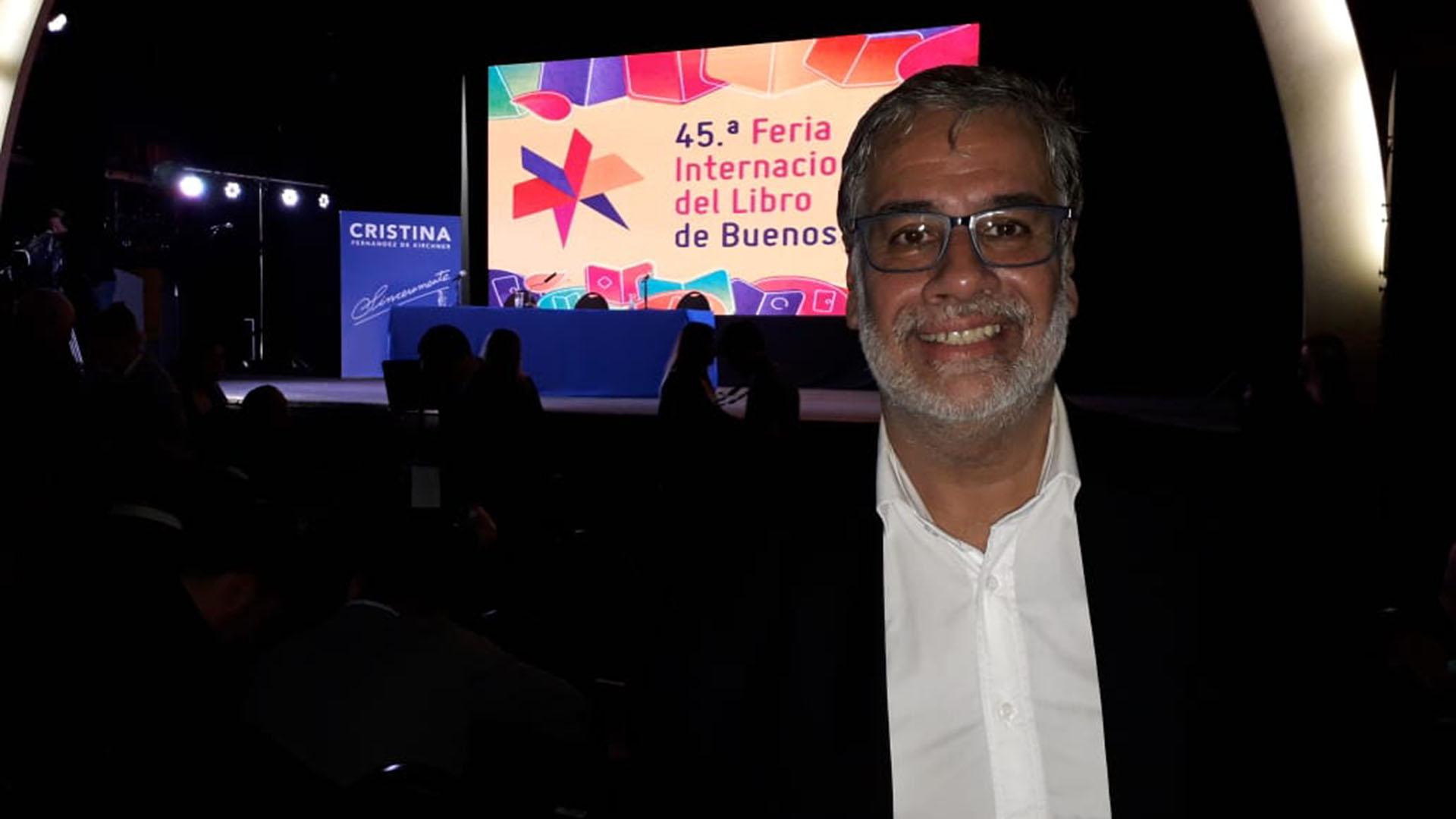 El ministro de Economía de La Matanza, Roberto Feletti (@RobertoFeletti)