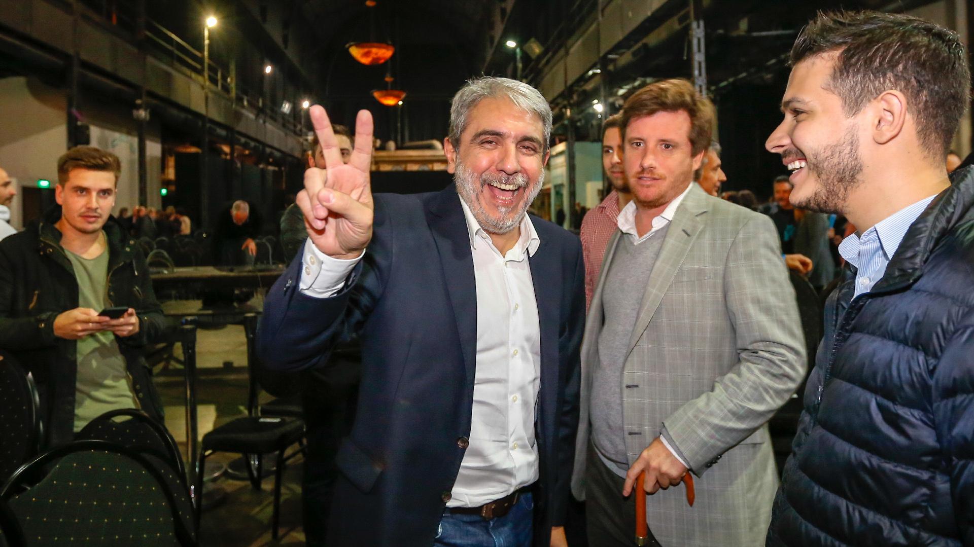 El ex jefe de Gabinete Aníbal Fernández