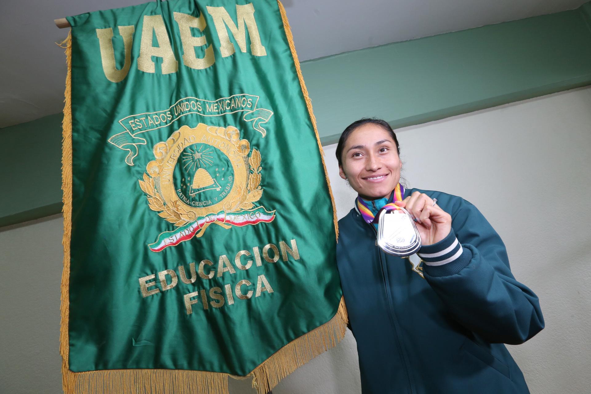 Lupita González conservará sus medallas. (Foto: Cuartoscuro)