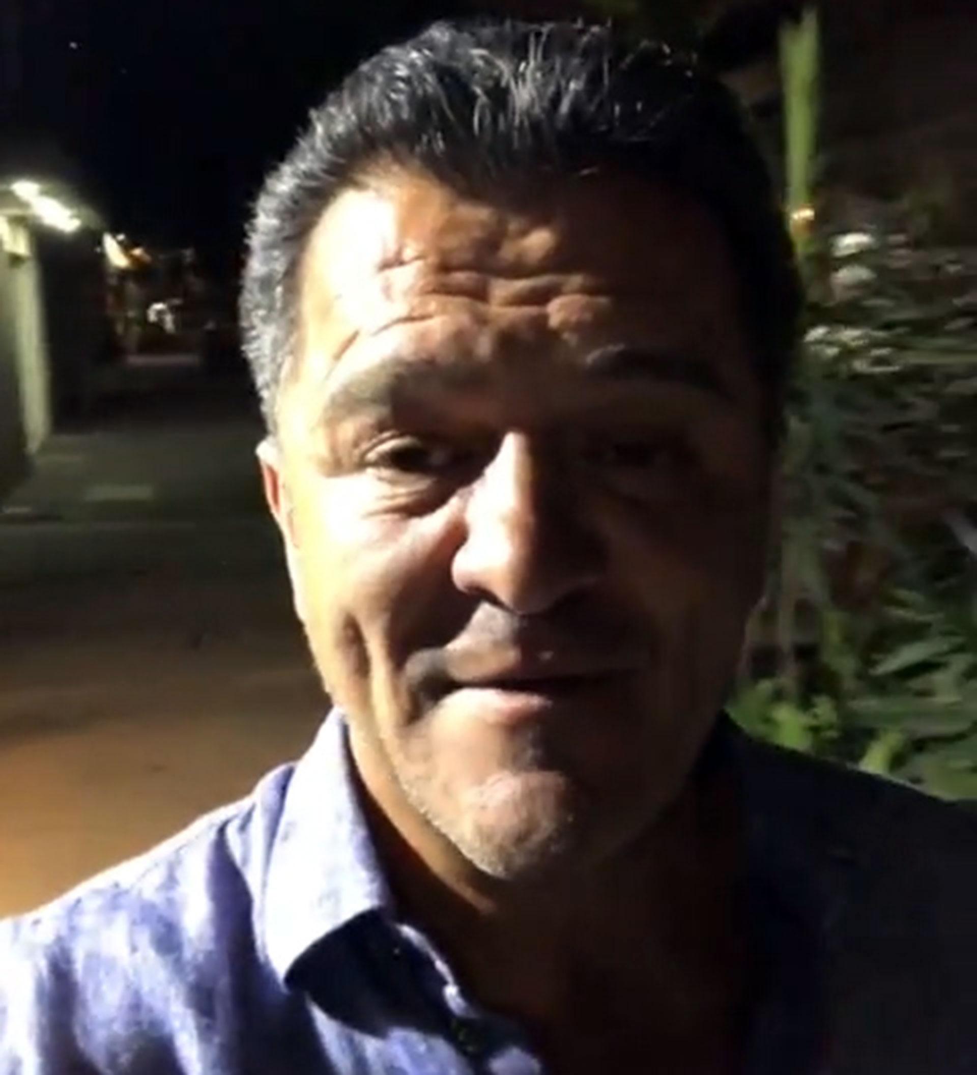 Hermosillo es el líder de goleo histórico de Cruz Azul (Foto: Captura de pantalla)