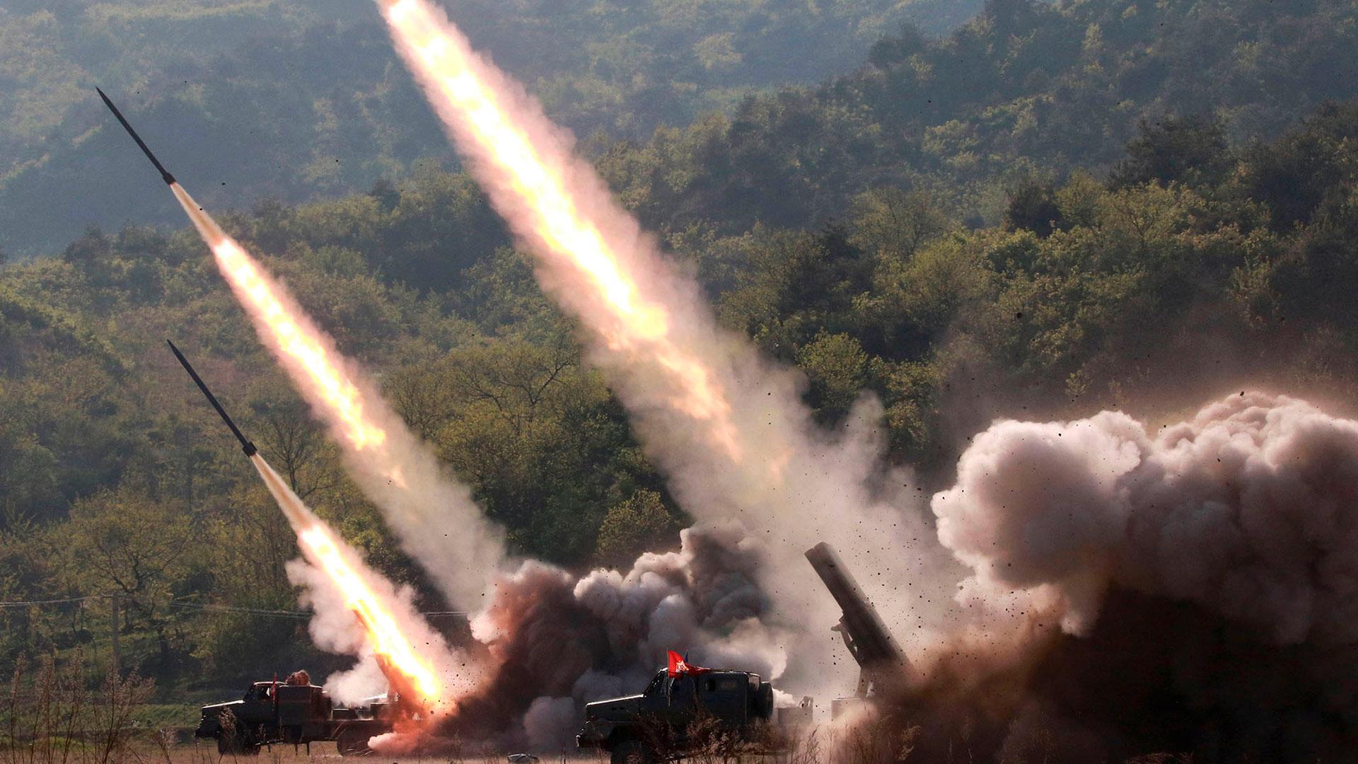 La sombra rusa detrás del último lanzamiento de misiles de Corea del Norte - Infobae