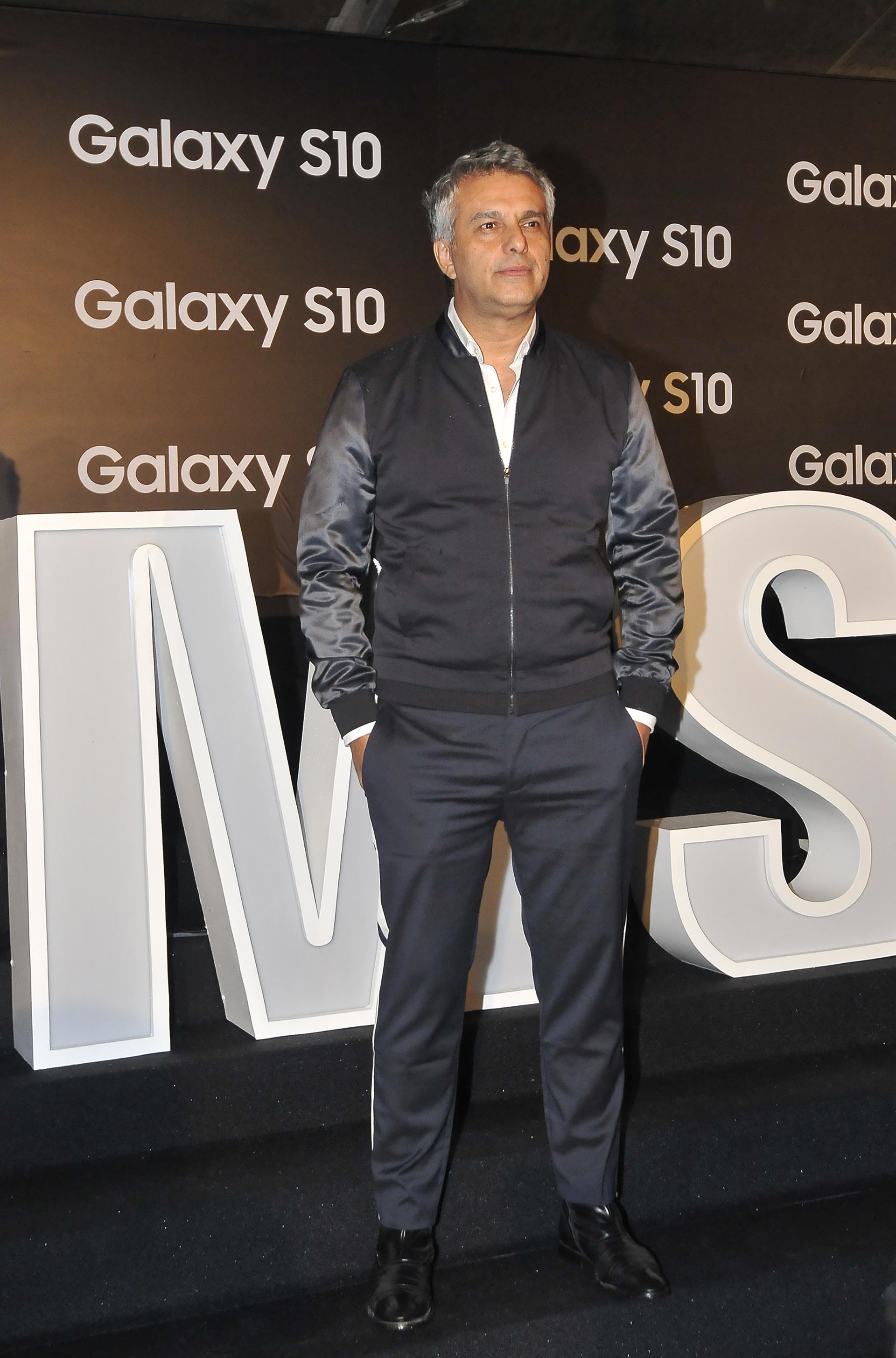 El periodista Mario Massaccesi
