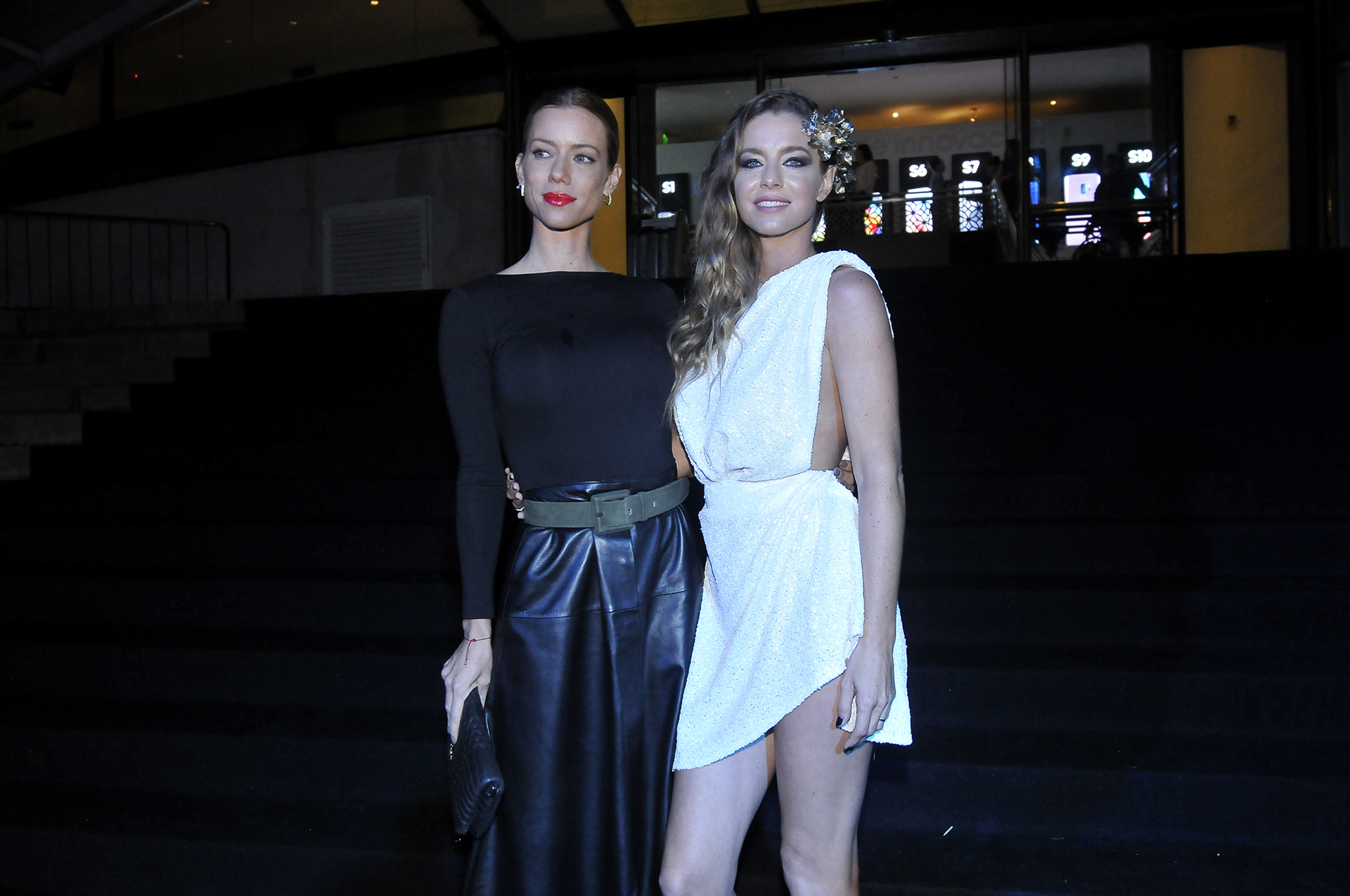 Nicole y Gege Neumann