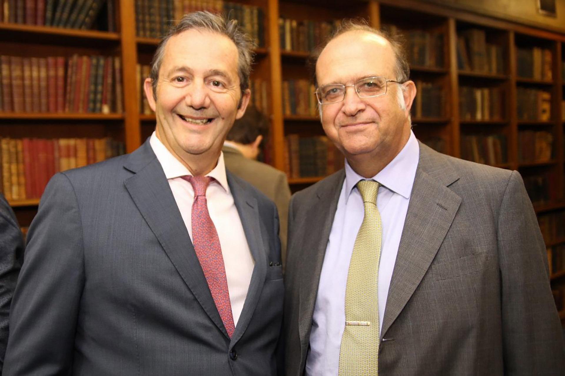 Pablo Rueda y José Martínez de Hoz /// Fotos: Maximiliano Luna
