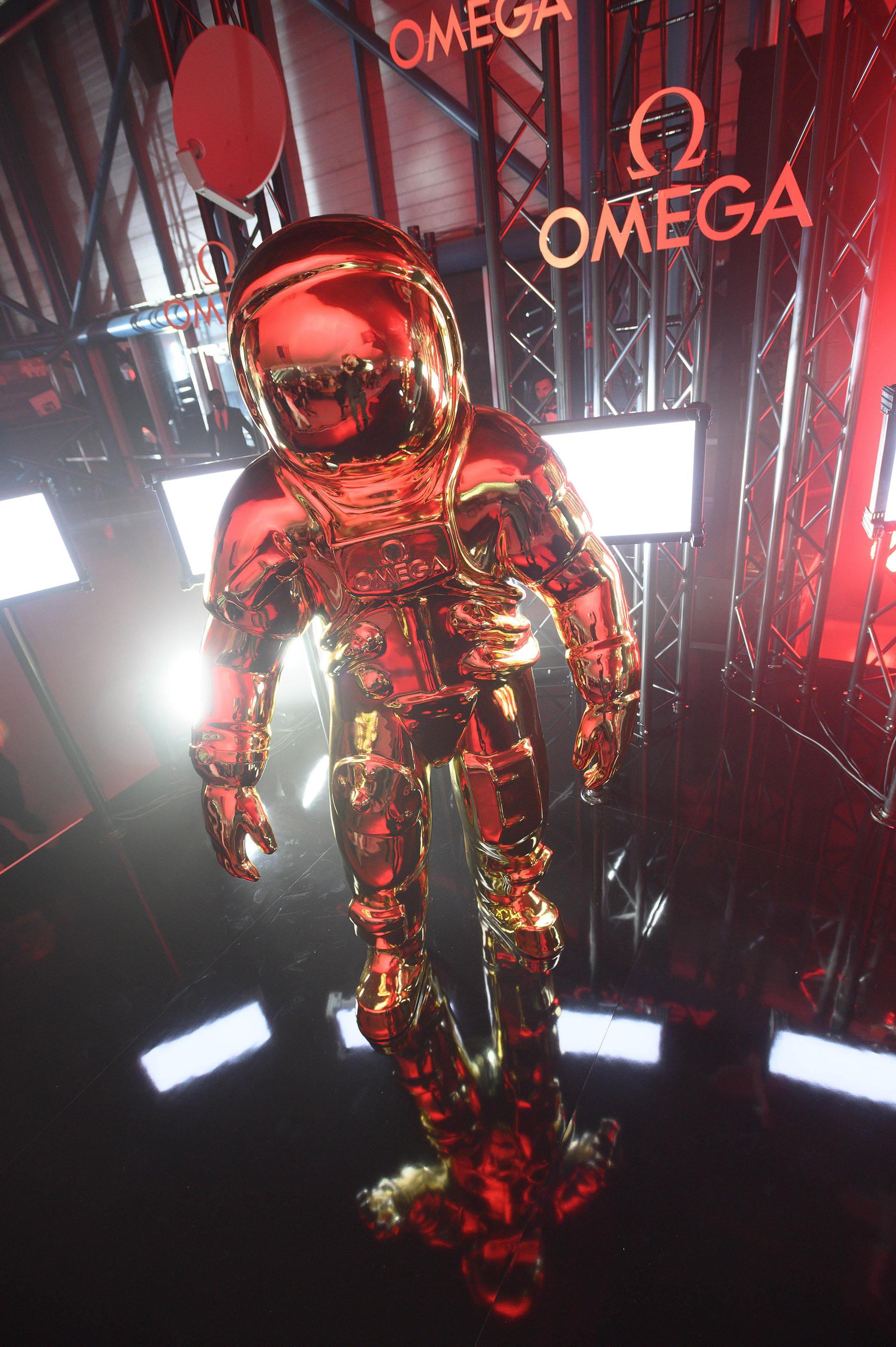Se trató de una reunión de grandes personalidades en el Centro Espacial Kennedy de Florida, que contó con la presencia de actores y astronautas para rendir homenaje a la misión que hizo historia