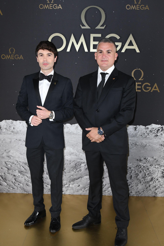 Bruno Pinasco y Diego Pinillo